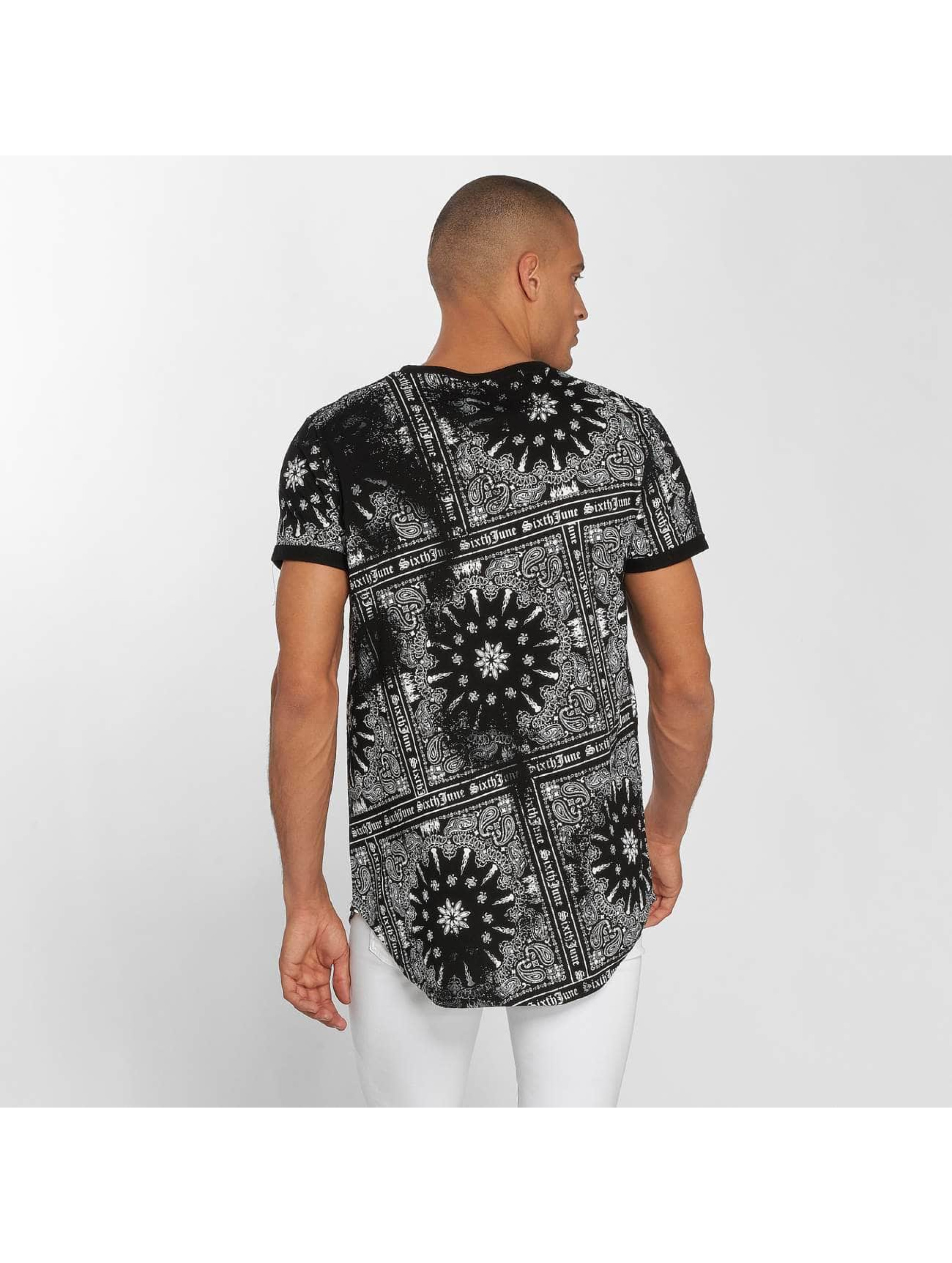 Sixth June T-Shirt Myron black