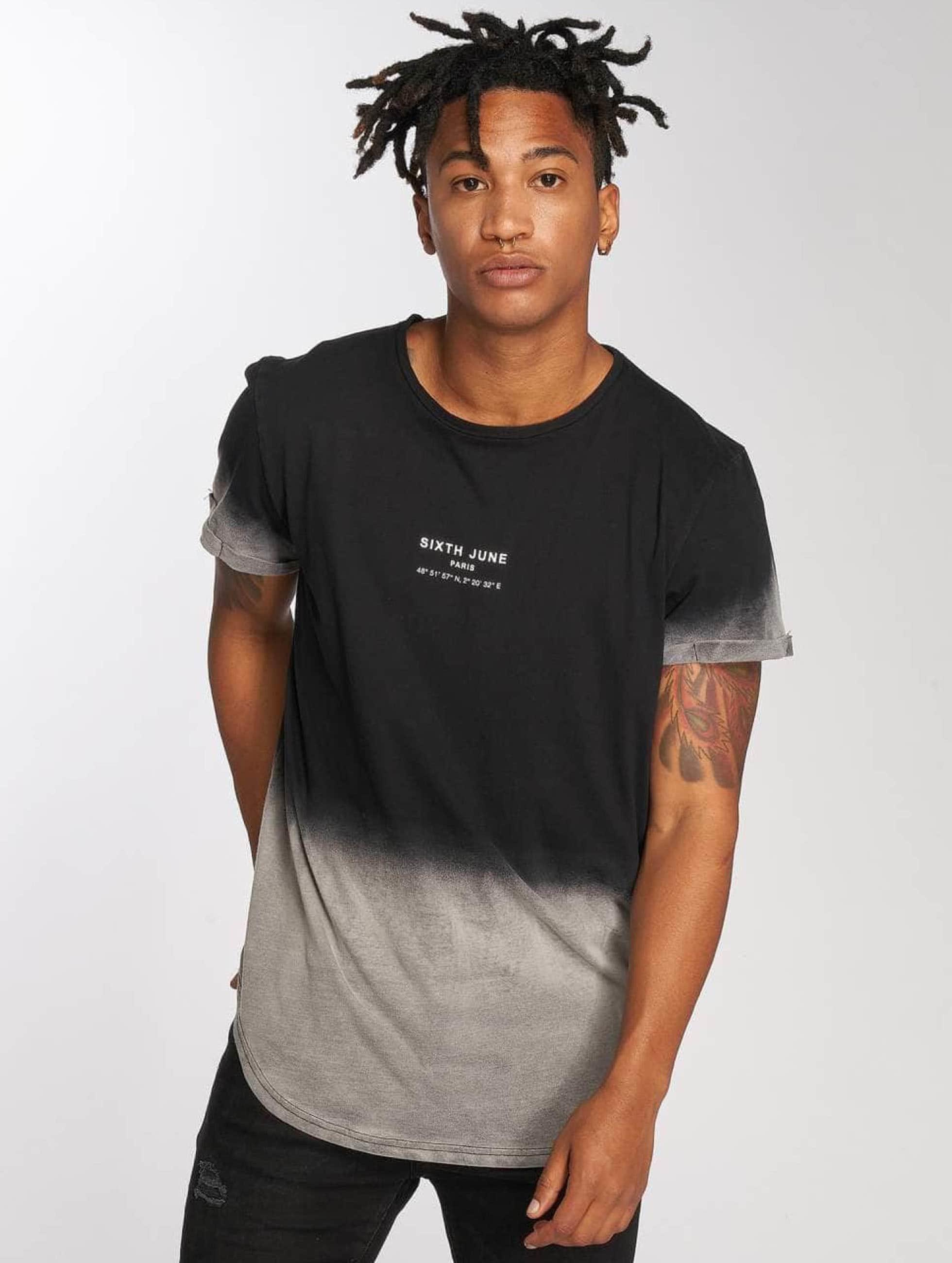 Sixth June T-Shirt Adrian black