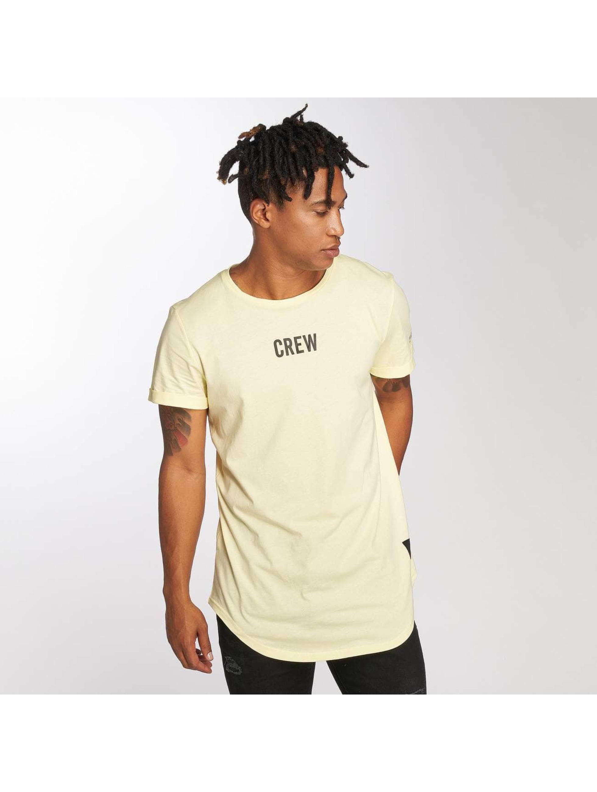 Sixth June T-Shirt Crew yellow