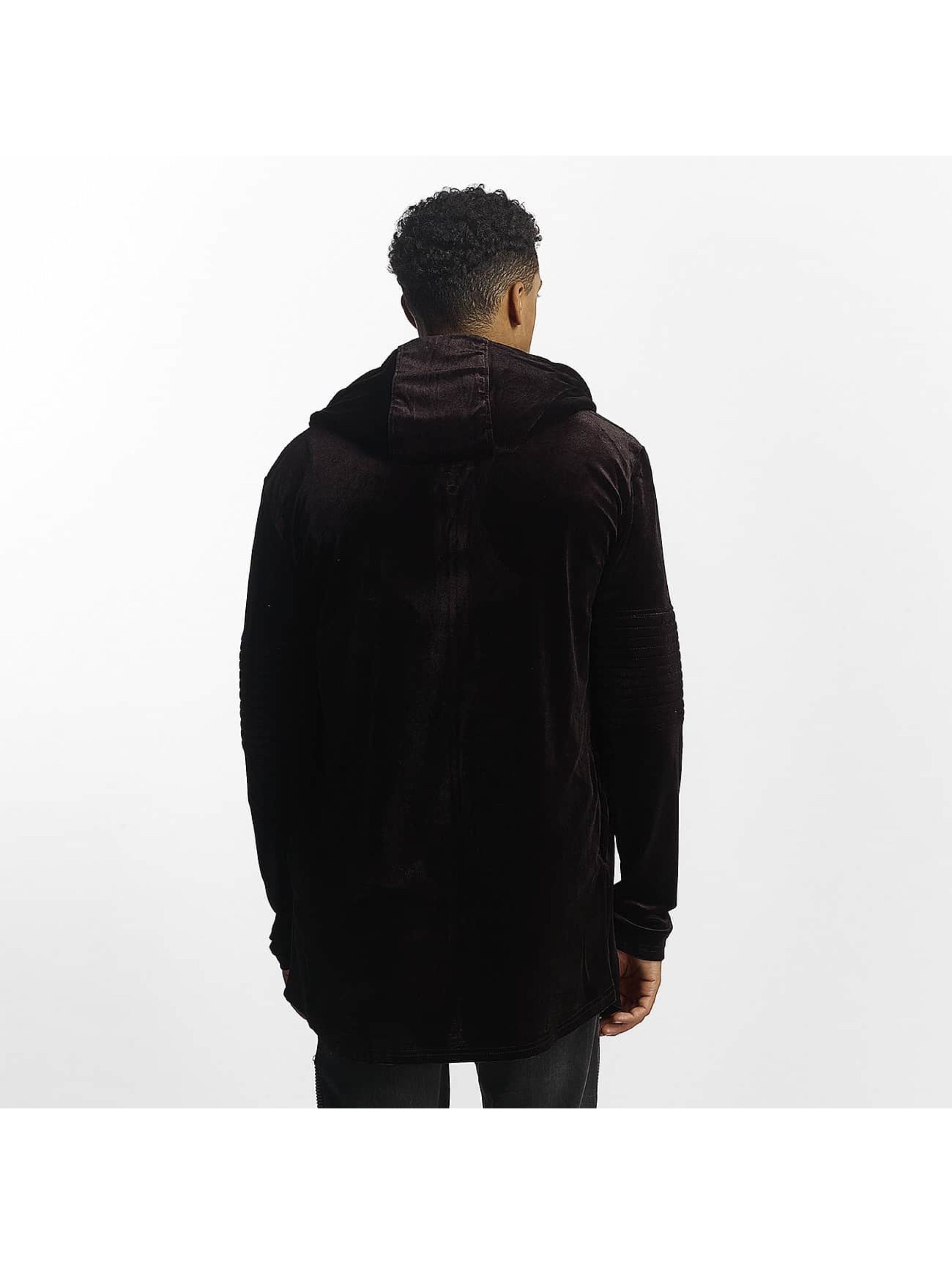 Sixth June Zip Hoodie Skinny black