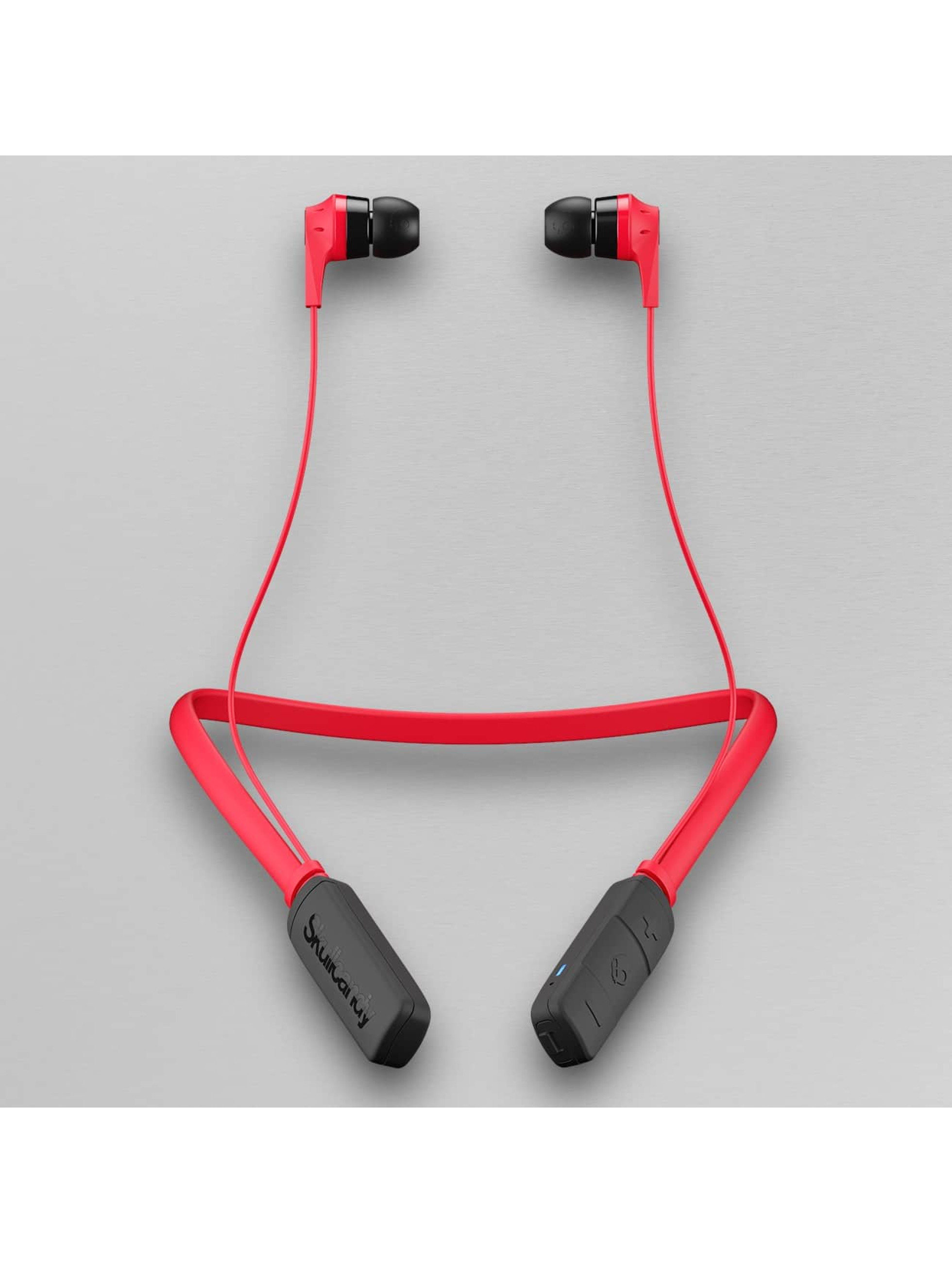 Skullcandy Headphone Inked 2.0 Wireless red