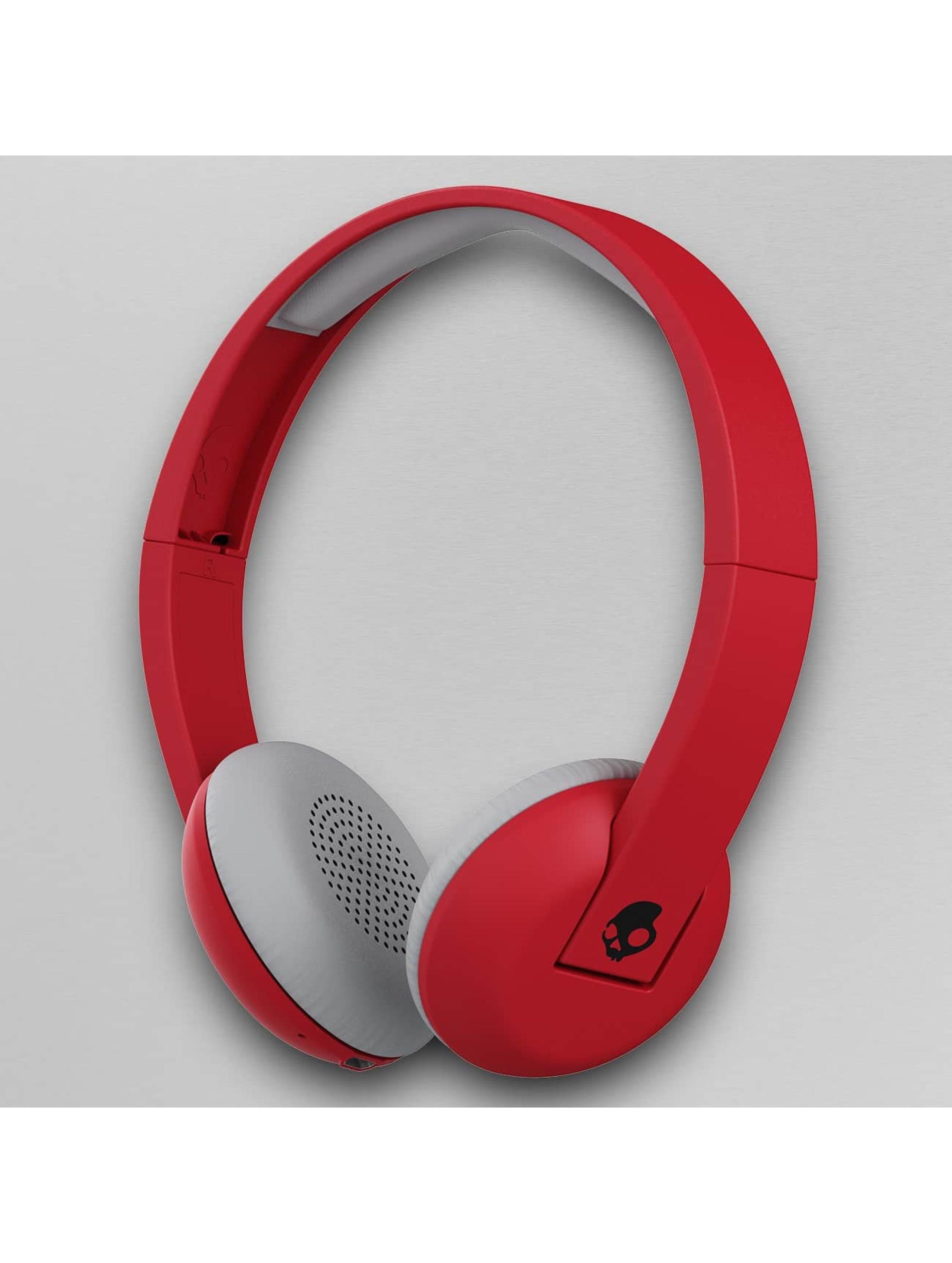Skullcandy Headphone Uproar Wireless On Ear red