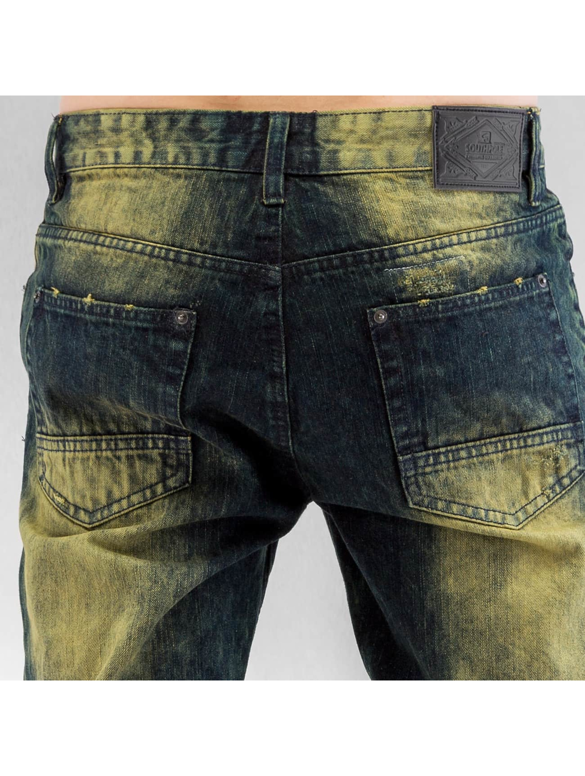 Southpole Slim Fit Jeans Ripped Slim indigo