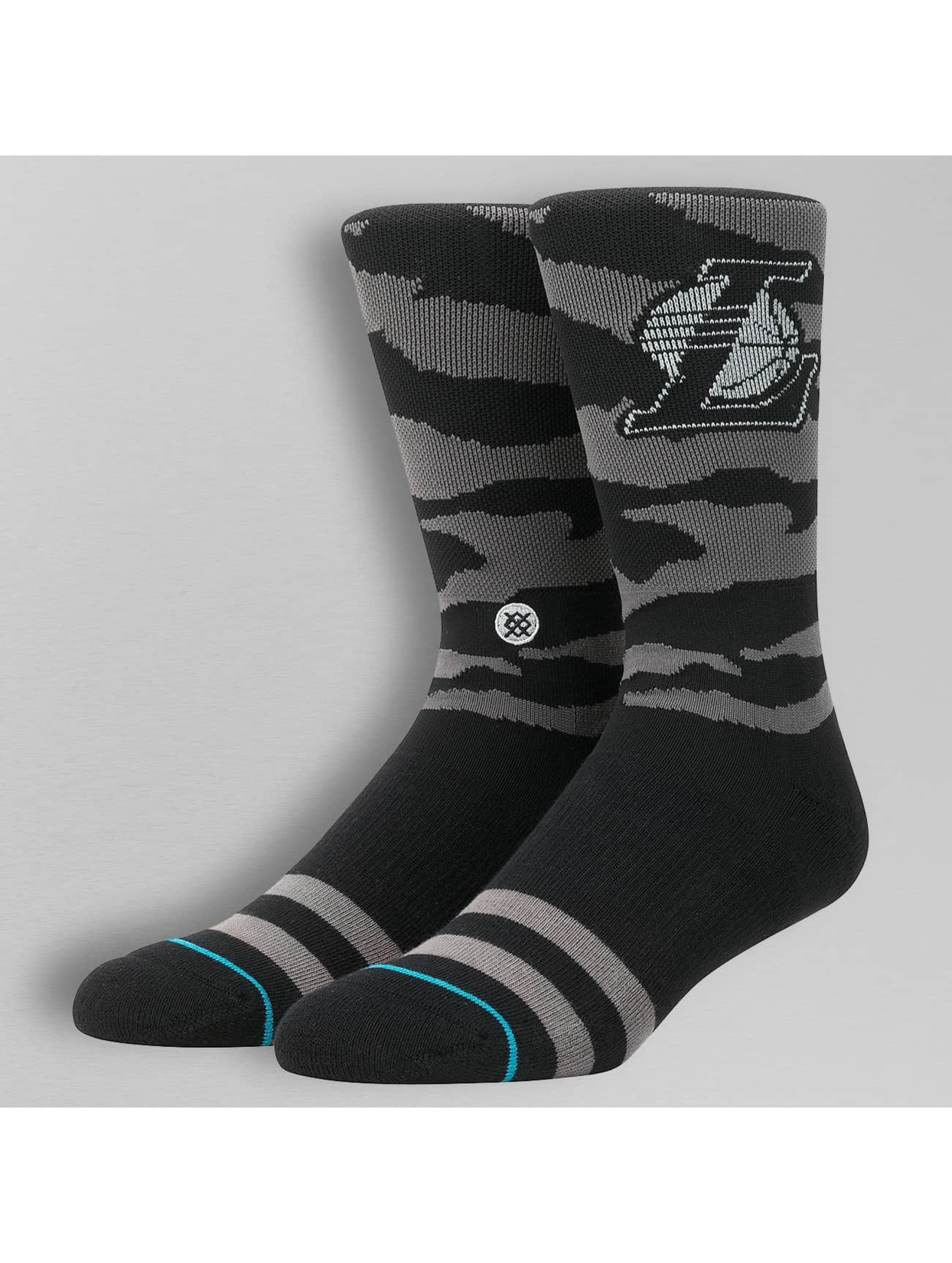 Stance Socks Nightfall Lakers black