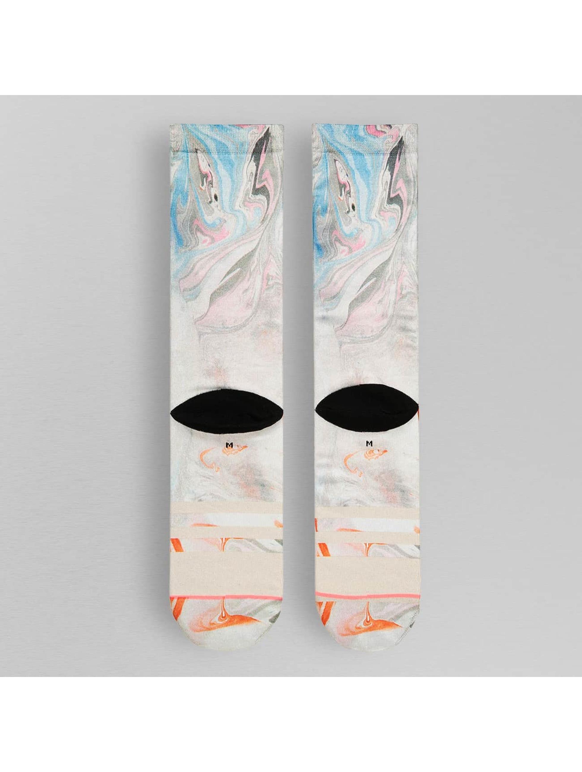 Stance Socks Morning Marble gray
