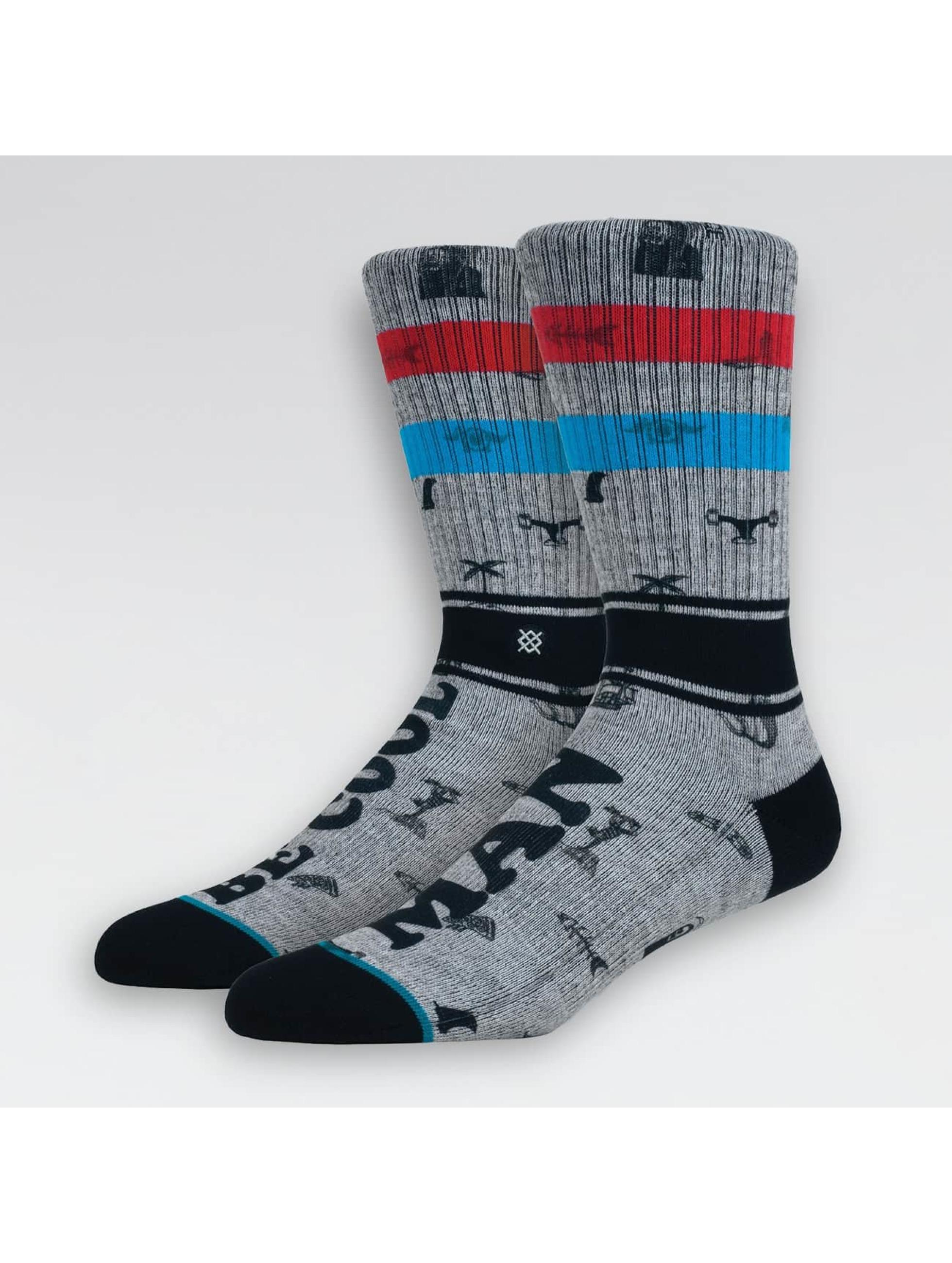 Stance Socks Be Cool gray