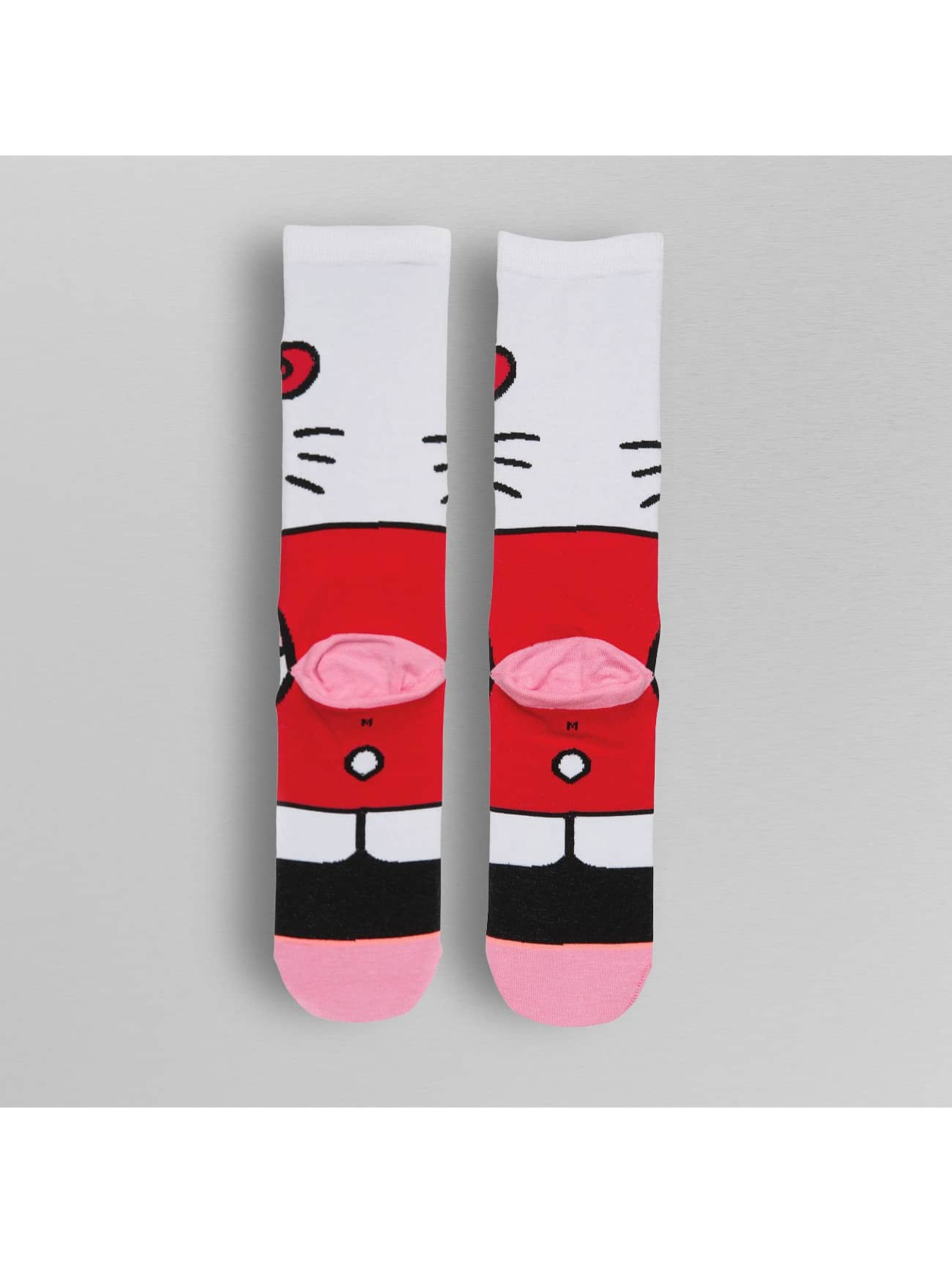 Stance Socks Hello Kitty white