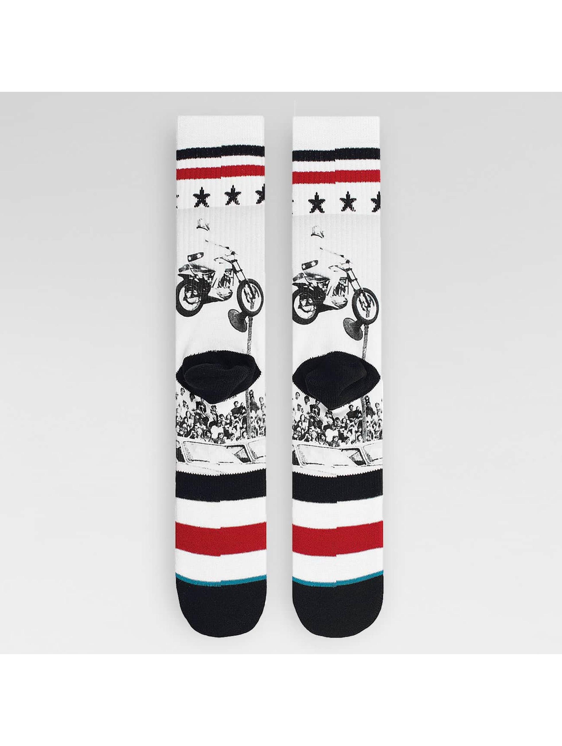 Stance Socks Dare Devil white