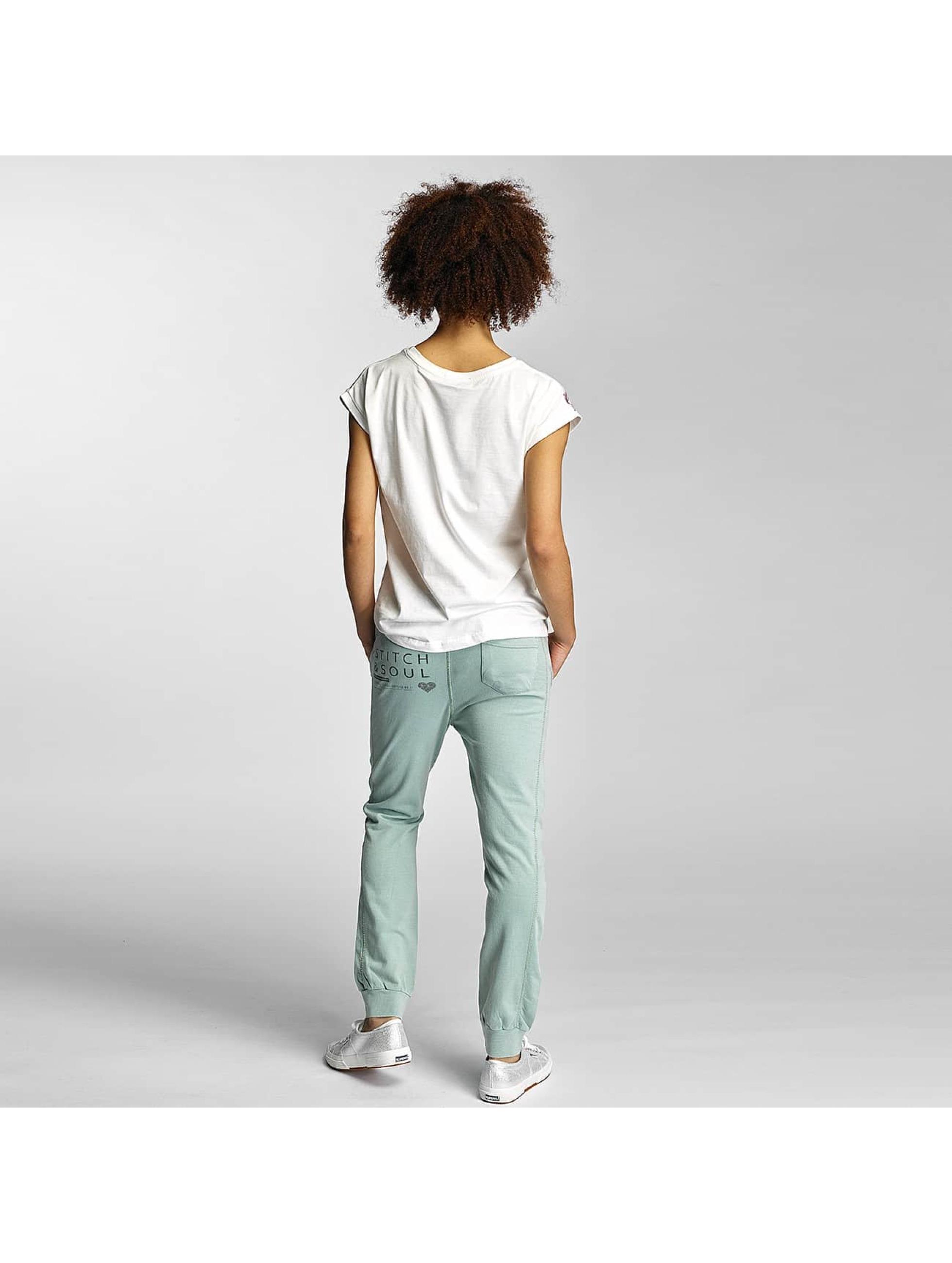 Stitch & Soul Sweat Pant Ayda green