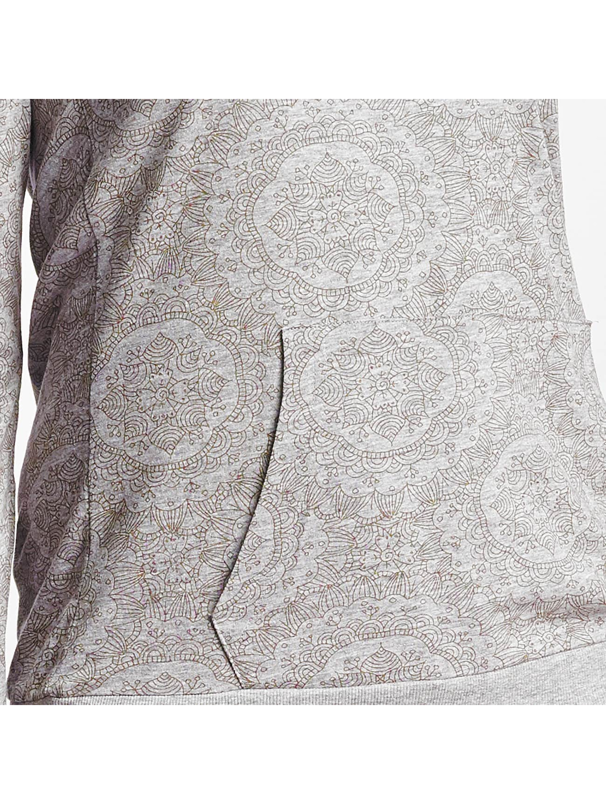 Sublevel Hoodie Oriental gray
