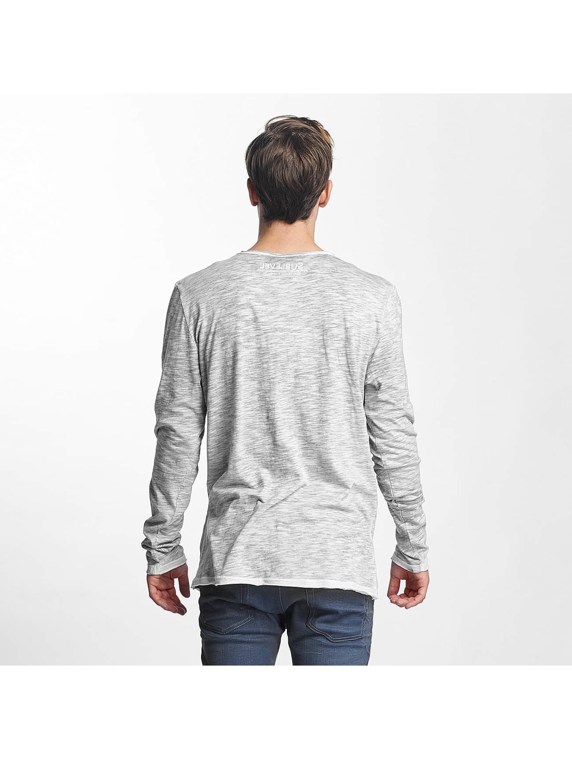 Sublevel Longsleeve Unique gray
