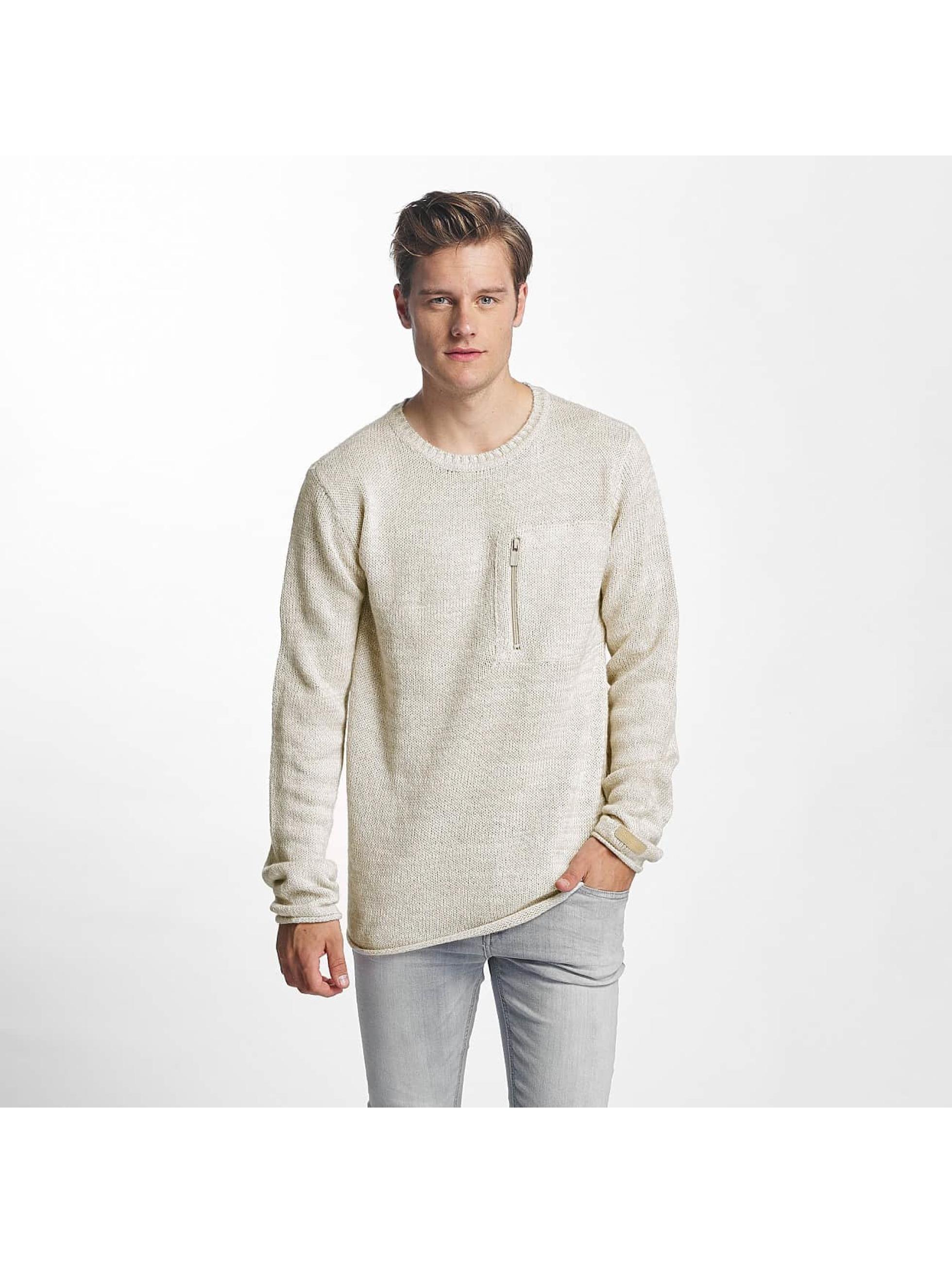 sublevel herren pullover knit in beige 375324. Black Bedroom Furniture Sets. Home Design Ideas