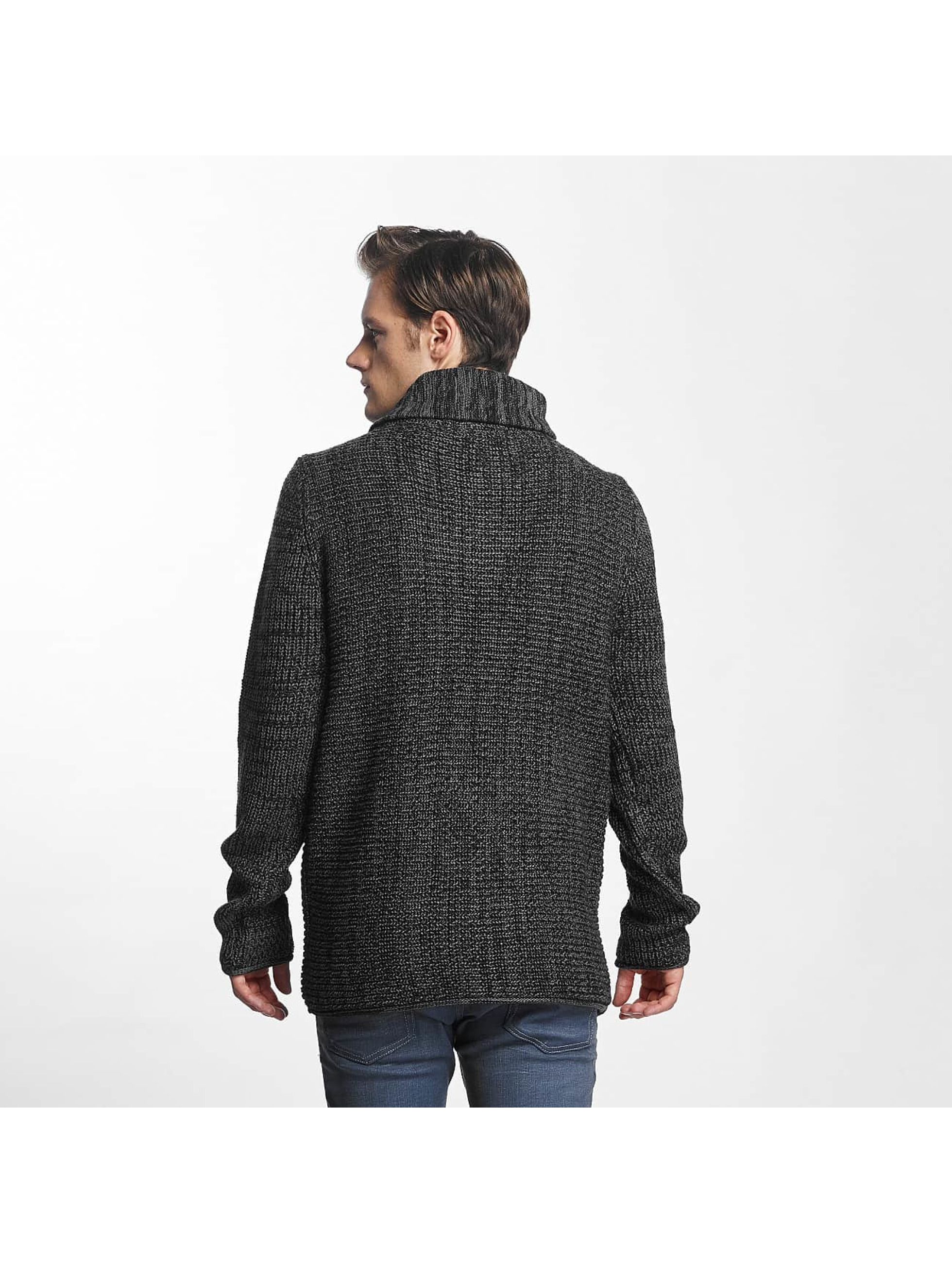 Sublevel Pullover Turtle black