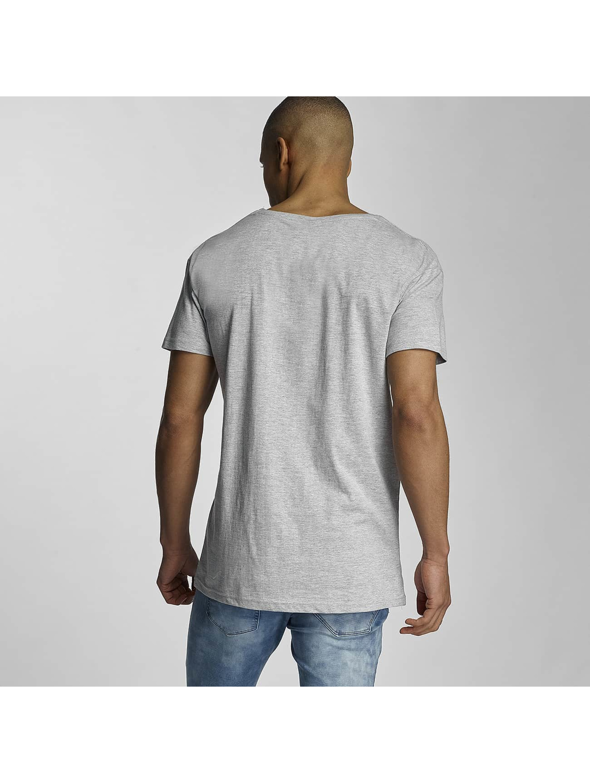 Sublevel T-Shirt Sound of Freedom gray