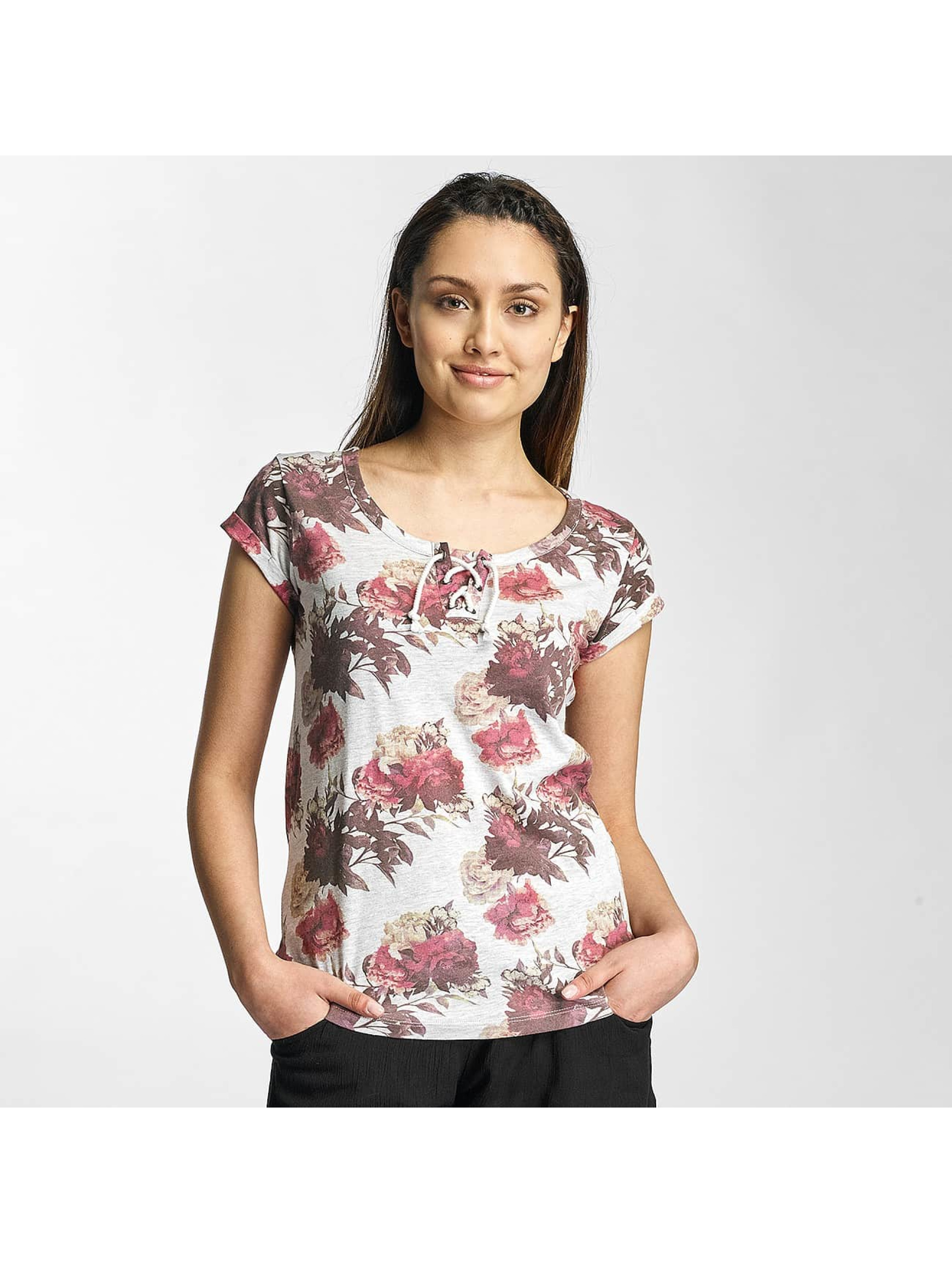 Sublevel T-Shirt Roses gray