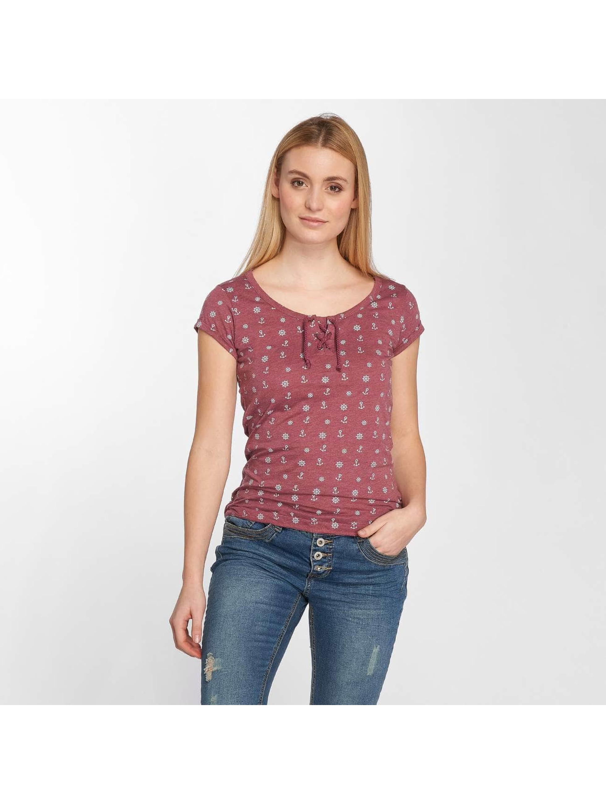 Sublevel T-Shirt SAILOR red