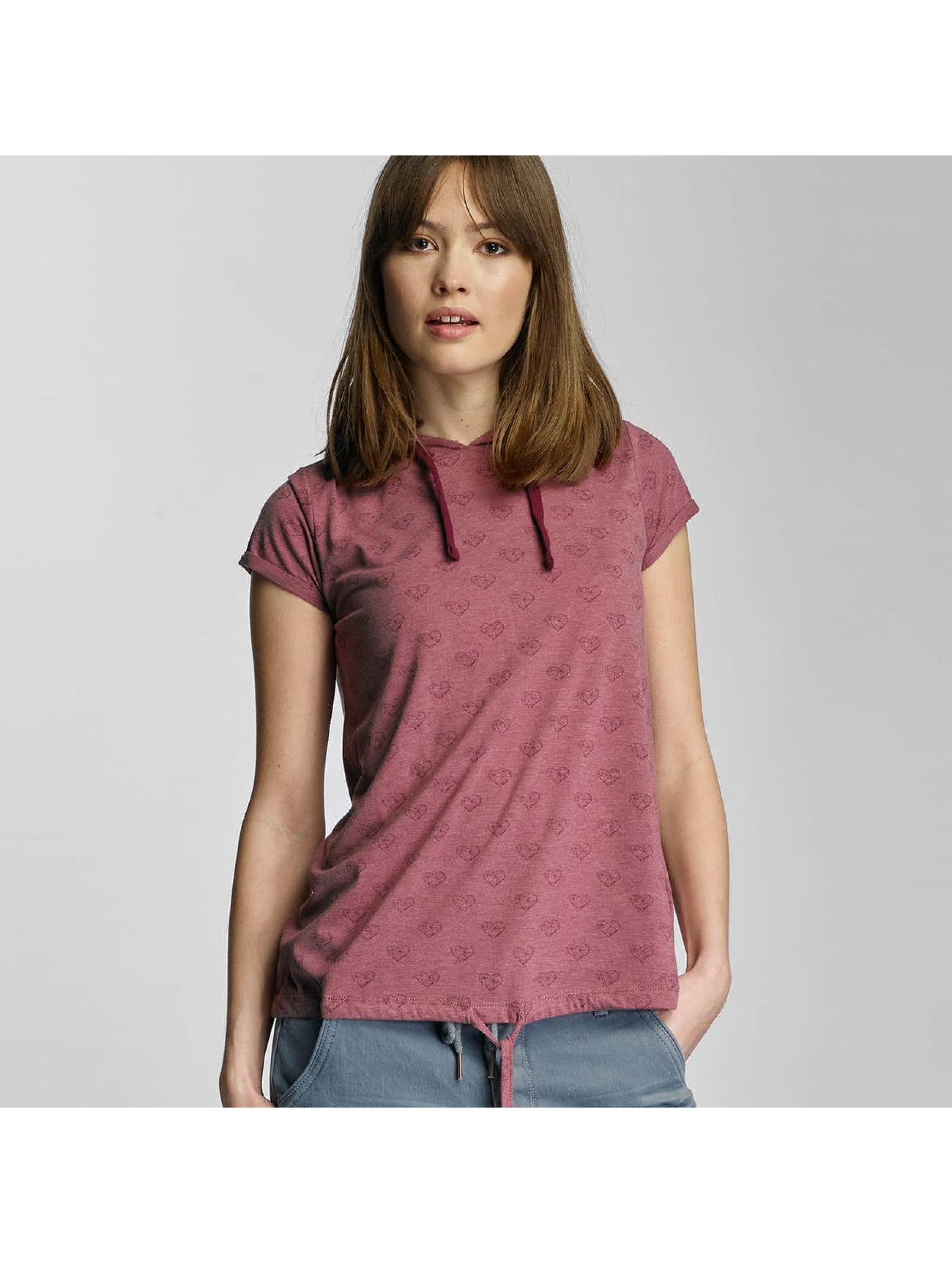Sublevel T-Shirt Hearts rose