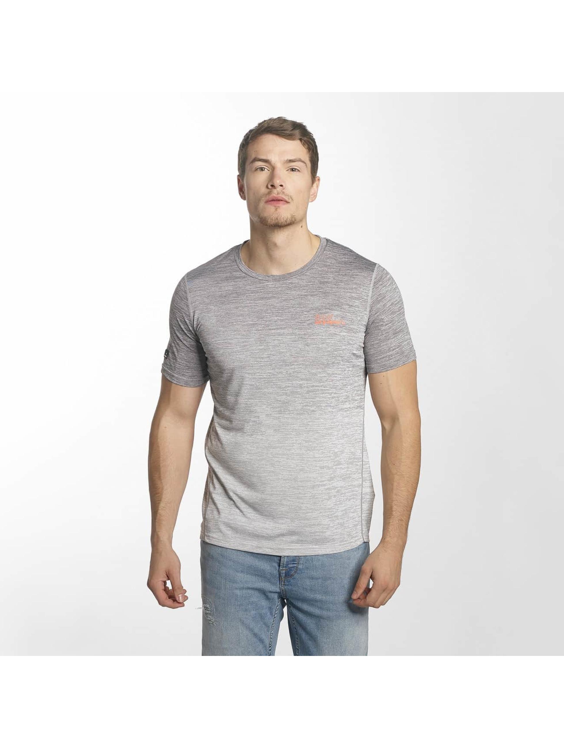 007365adb039cf Superdry Herren T-Shirt Sport Active Ombre Grit in grau 430808