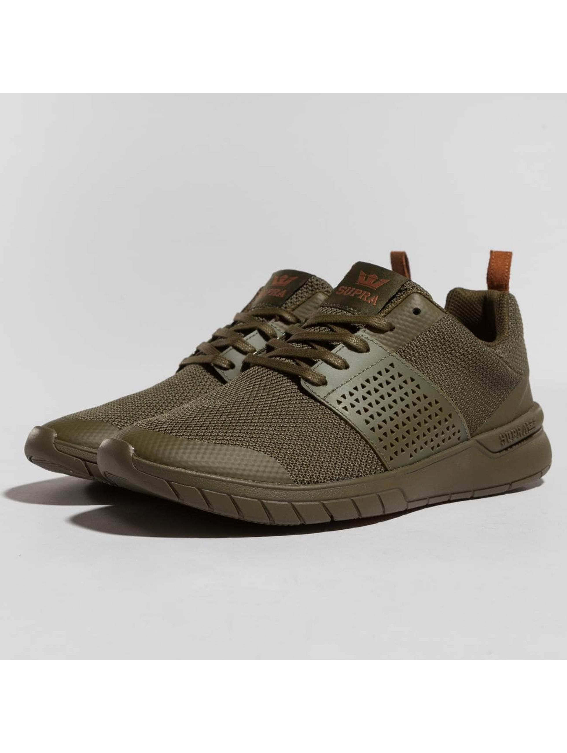 Vert Olive Chaussures Supra En Taille 46 Hommes btluFU