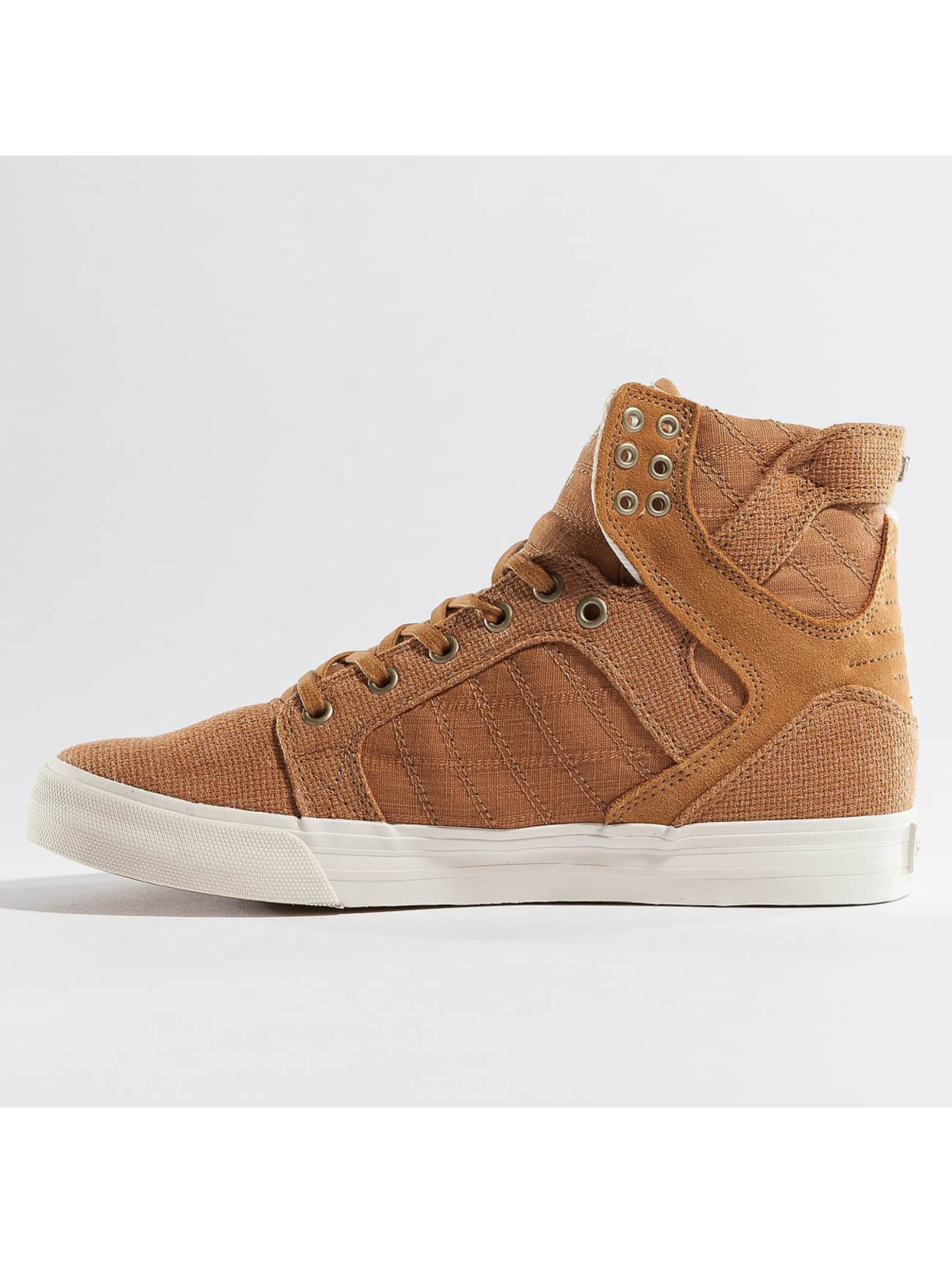 Supra Sneakers Skytop beige