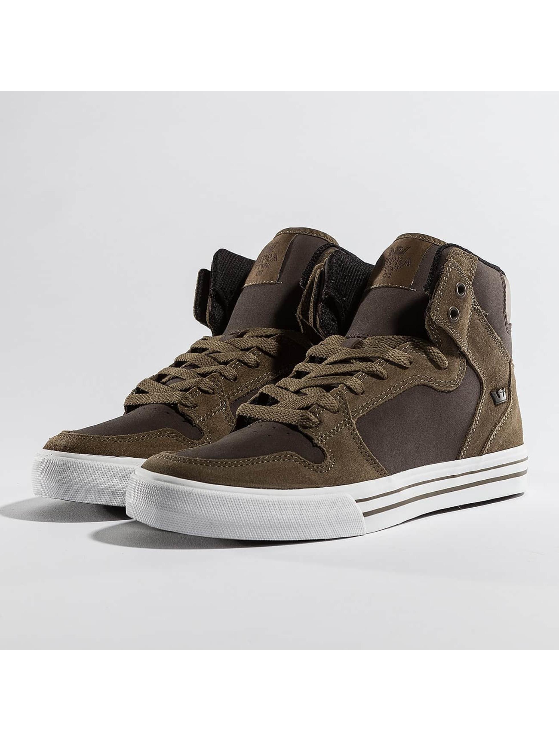 Supra Sneakers Vaider olive