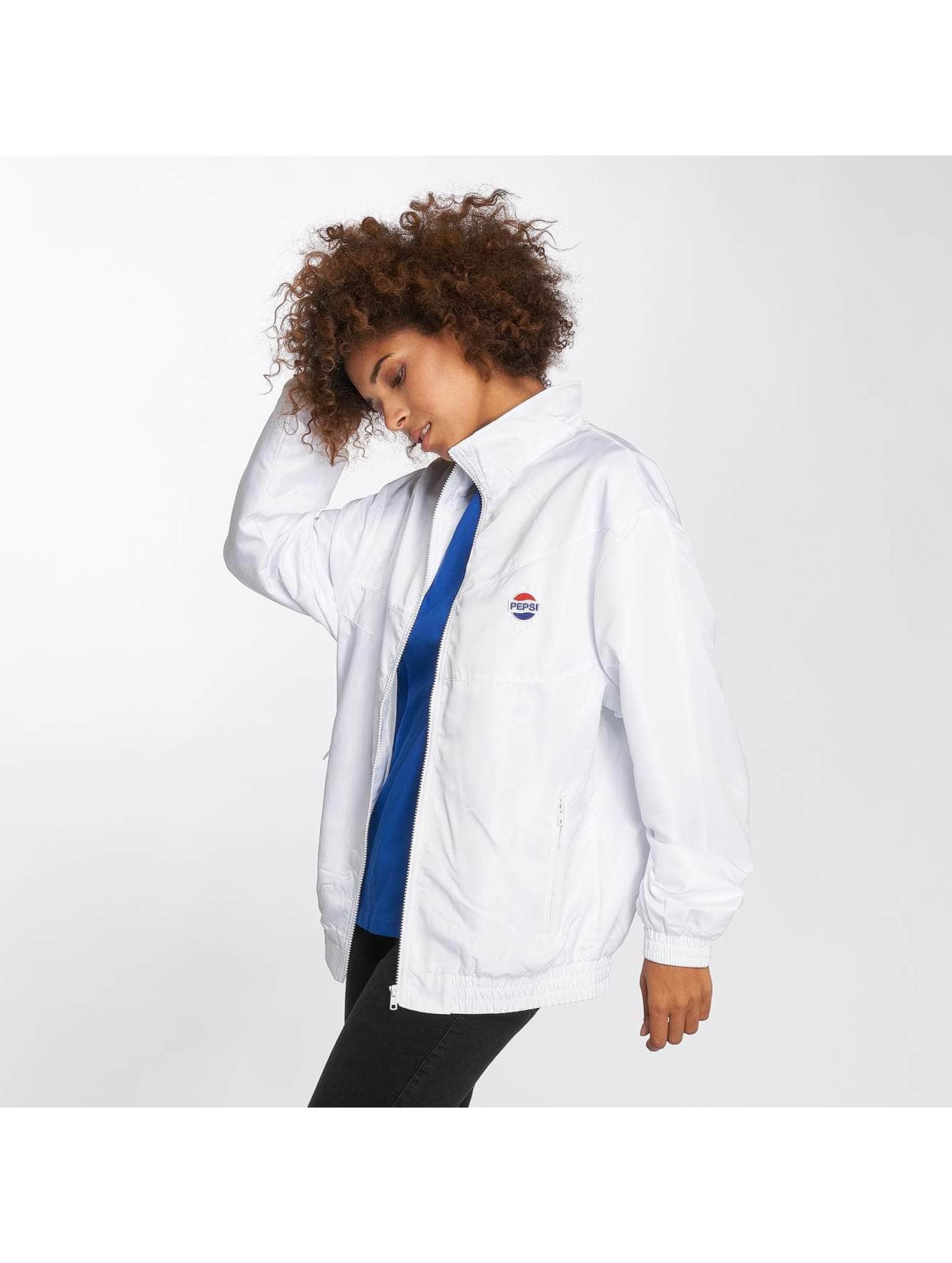 Sweet SKTBS Lightweight Jacket Pepsi Tennis white