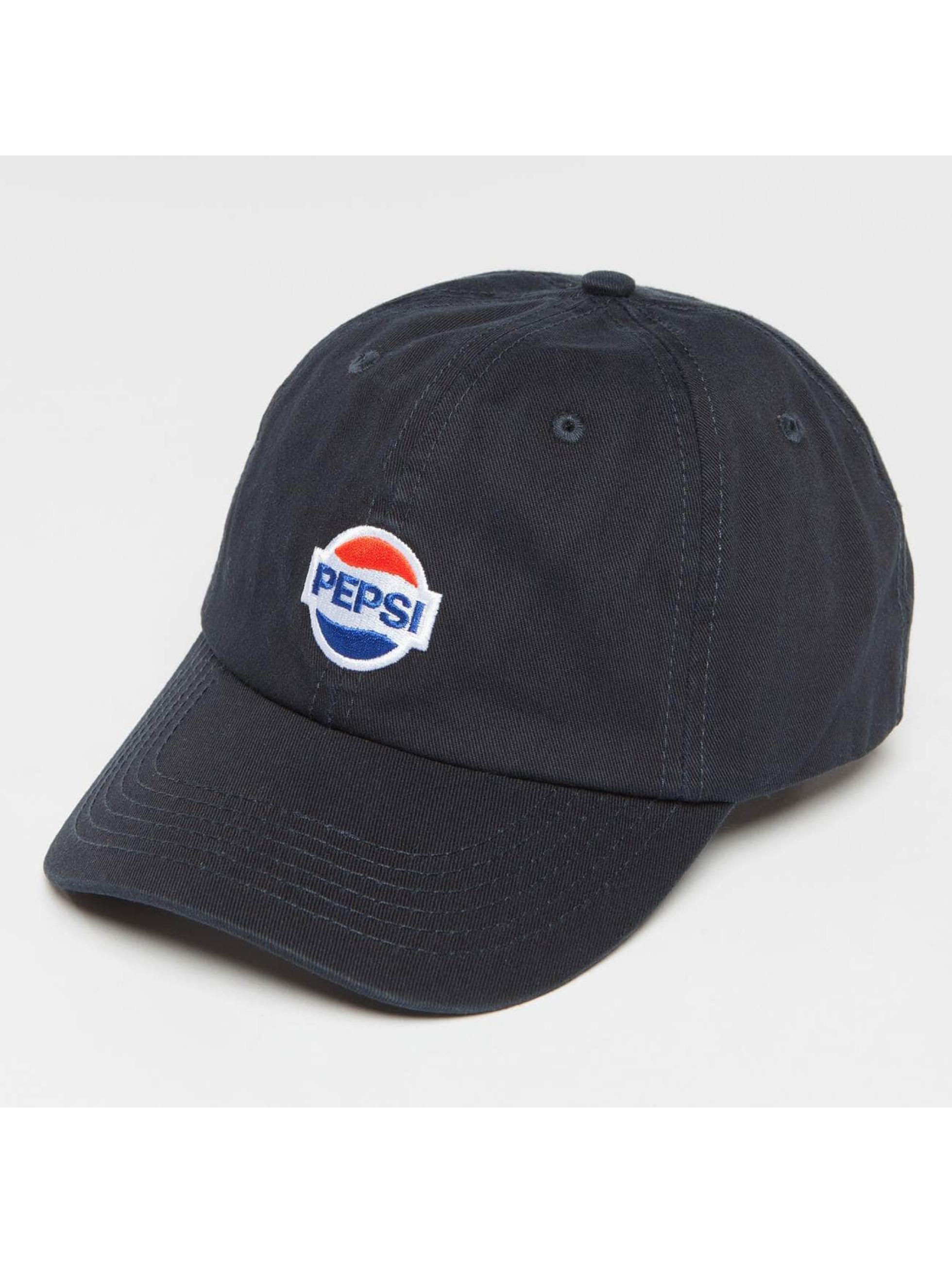 Sweet SKTBS Snapback Cap Pepsi Gone Logo blue