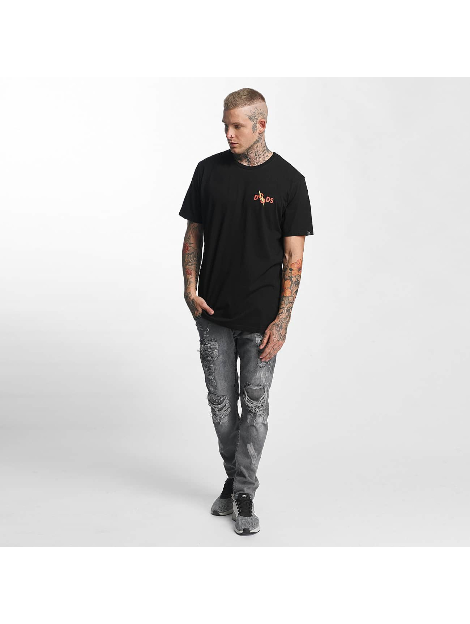 The Dudes T-Shirt Chili Cheese black