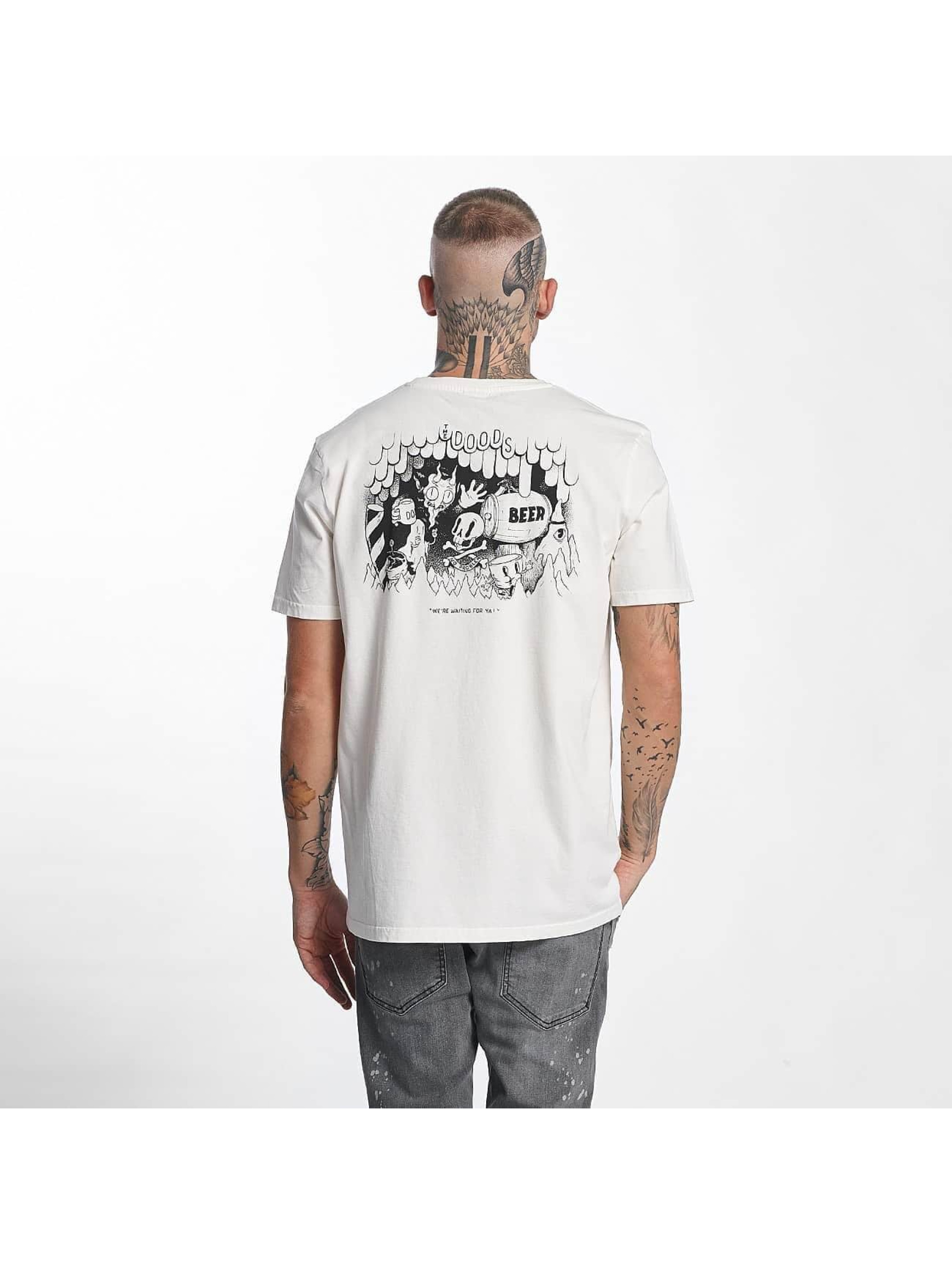 The Dudes T-Shirt Helles white