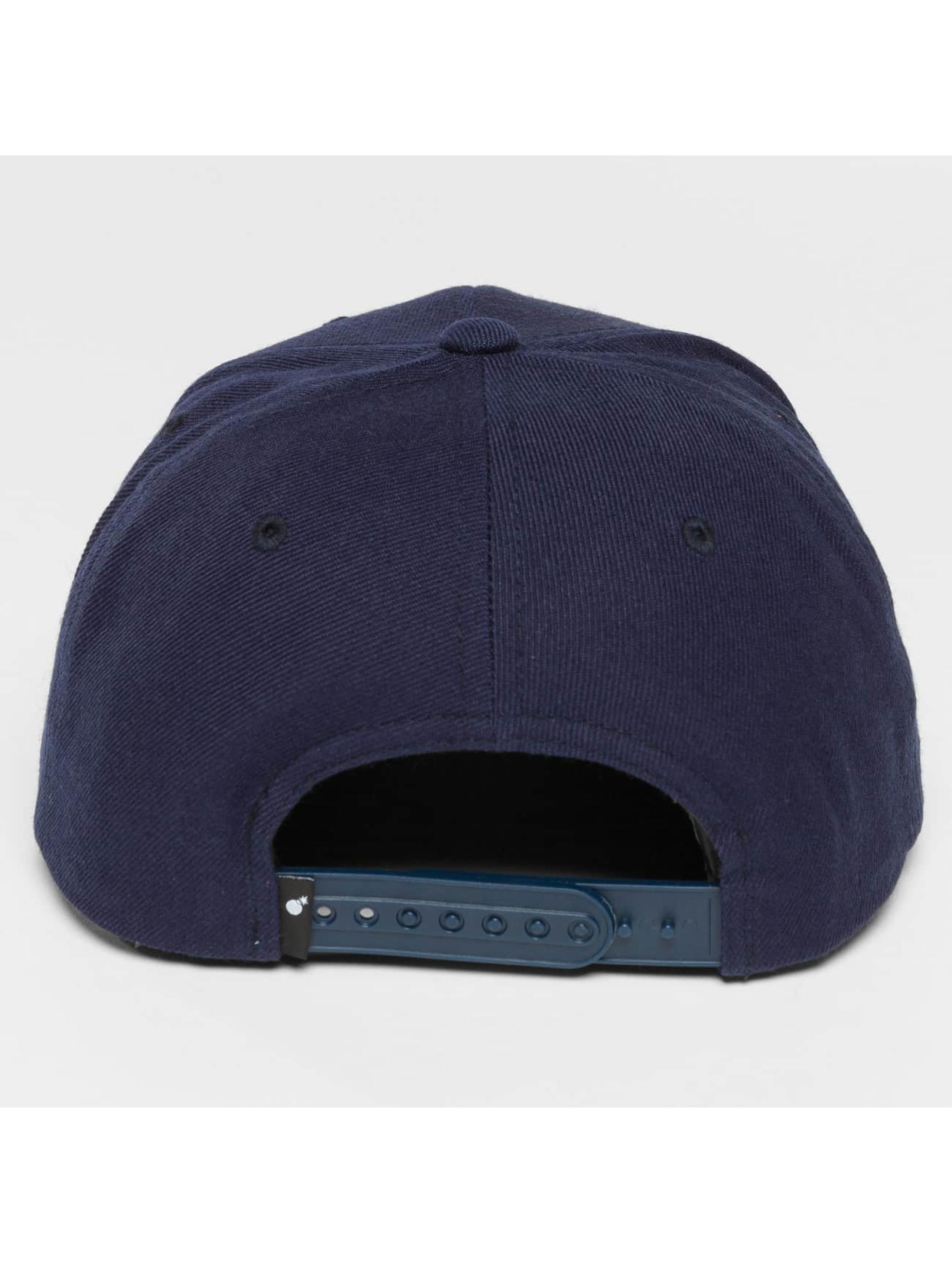 The Hundreds Snapback Cap Forever Team blue