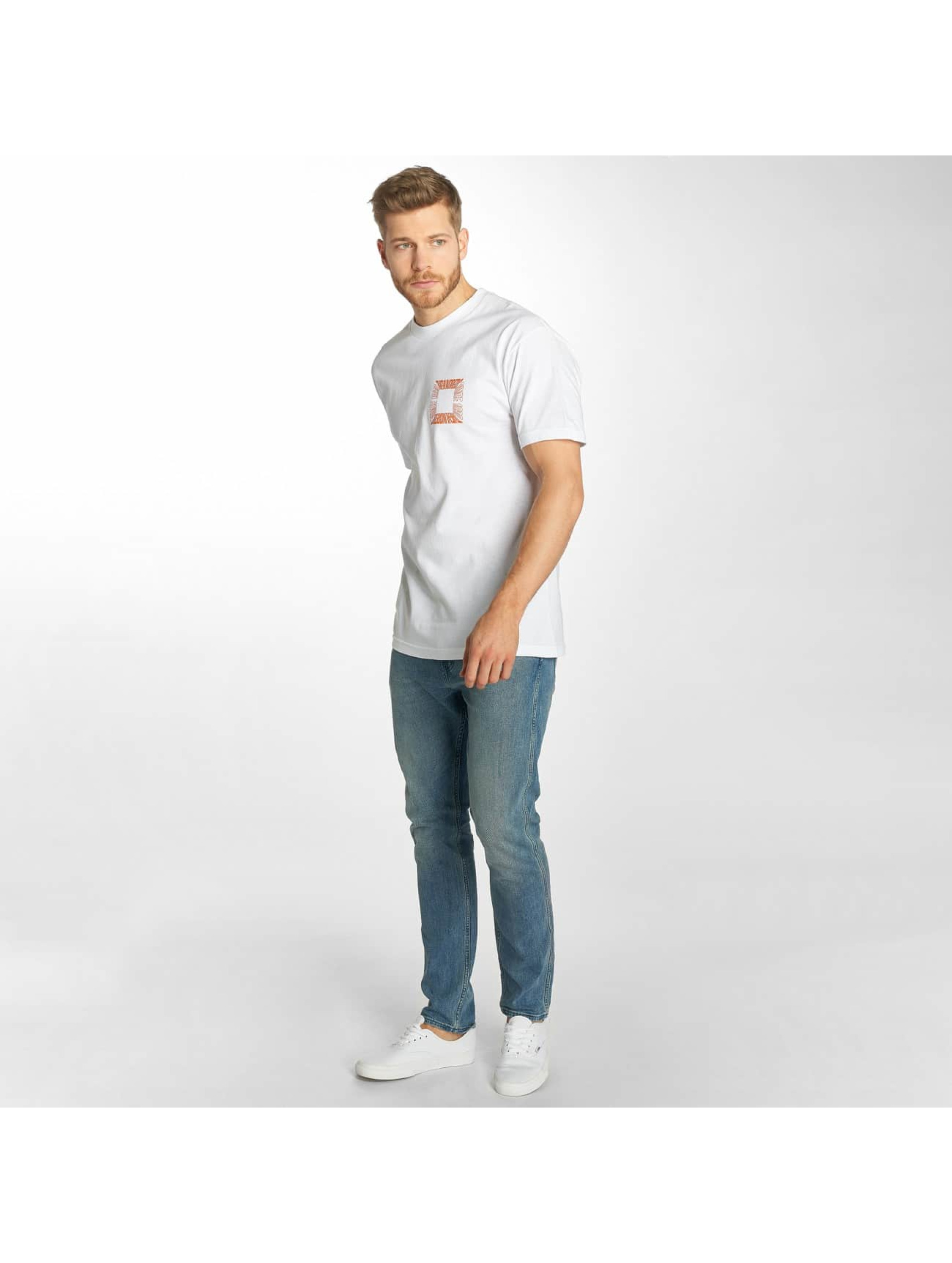 The Hundreds T-Shirt Square white