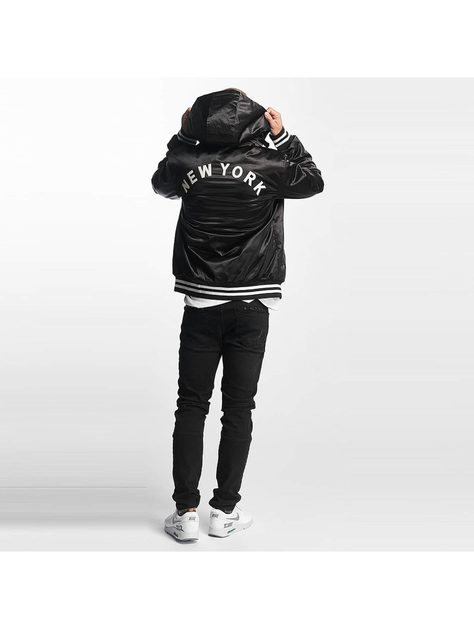 Thug Life Bomber jacket New York black
