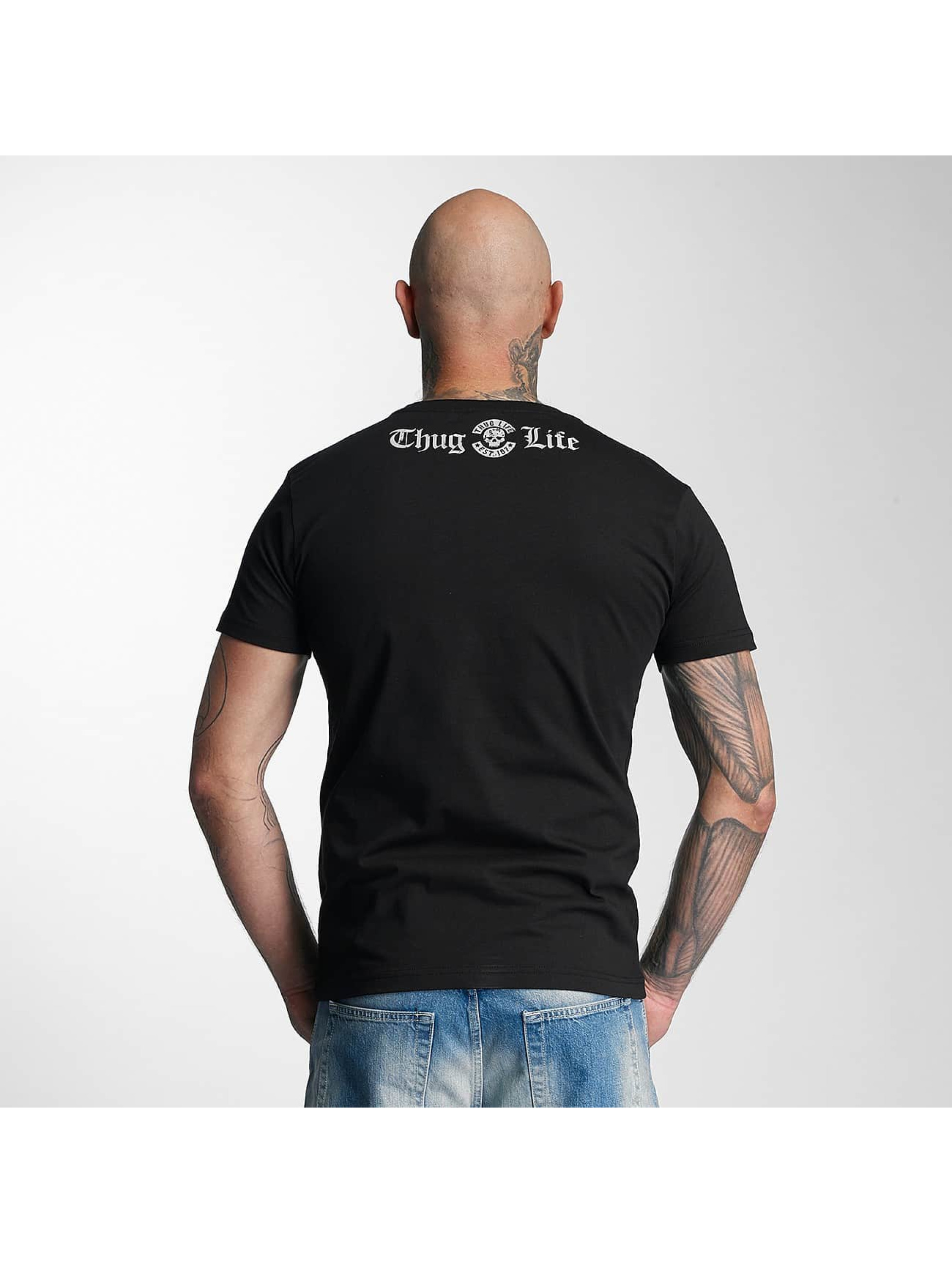 Thug Life T-Shirt no reason black