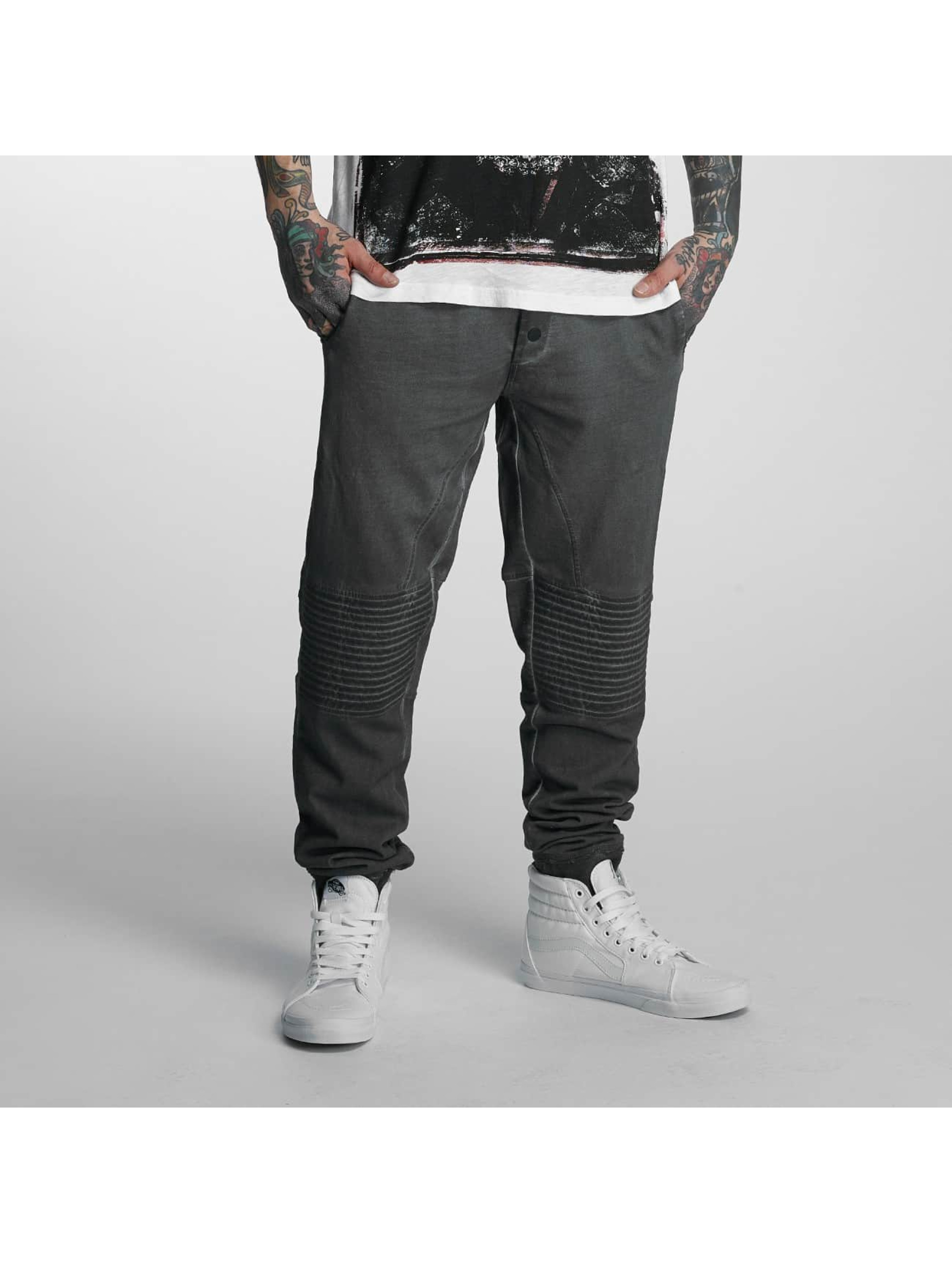trueprodigy Sweat Pant Spike Biker gray