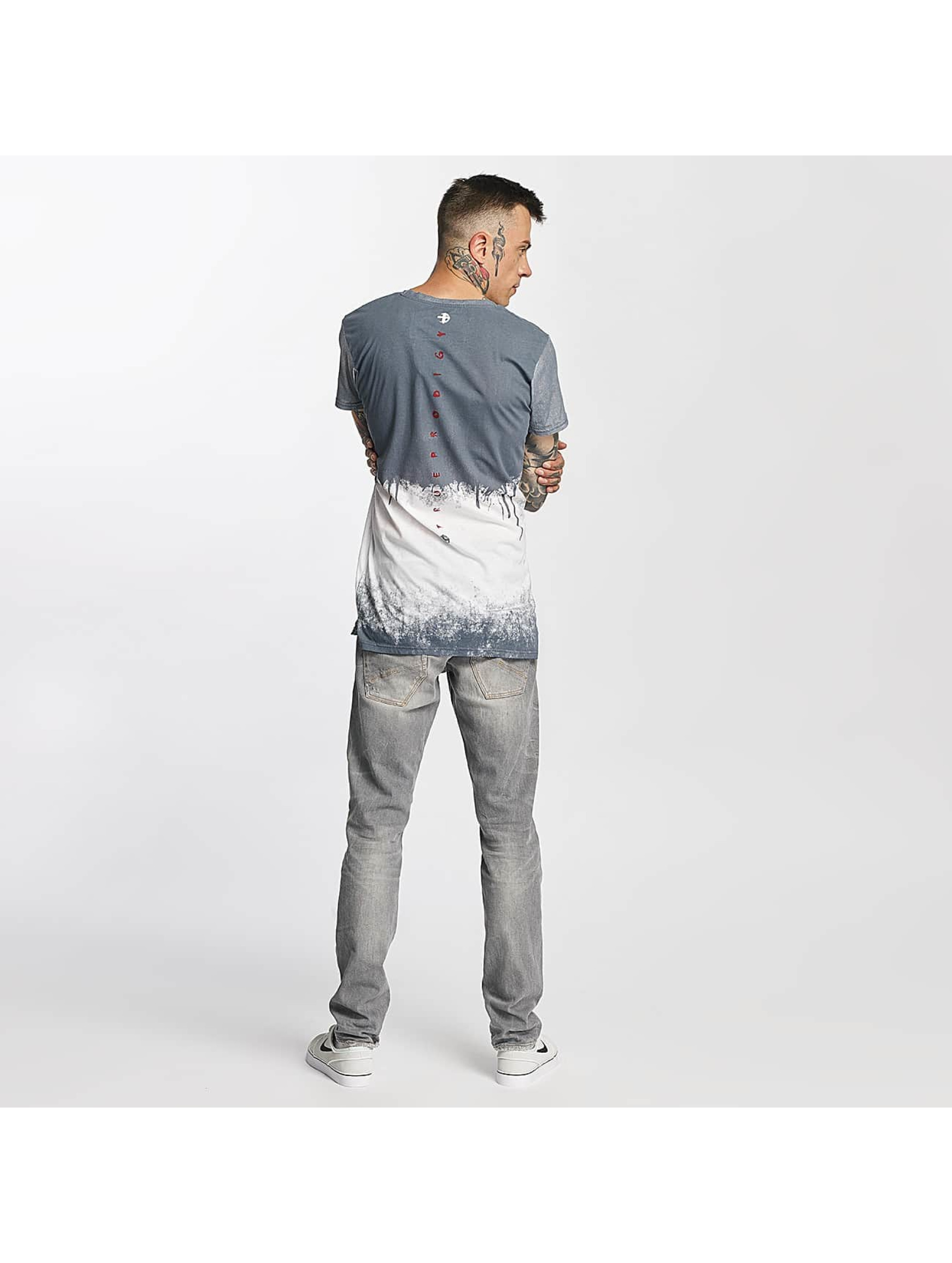 trueprodigy T-Shirt NYC gray