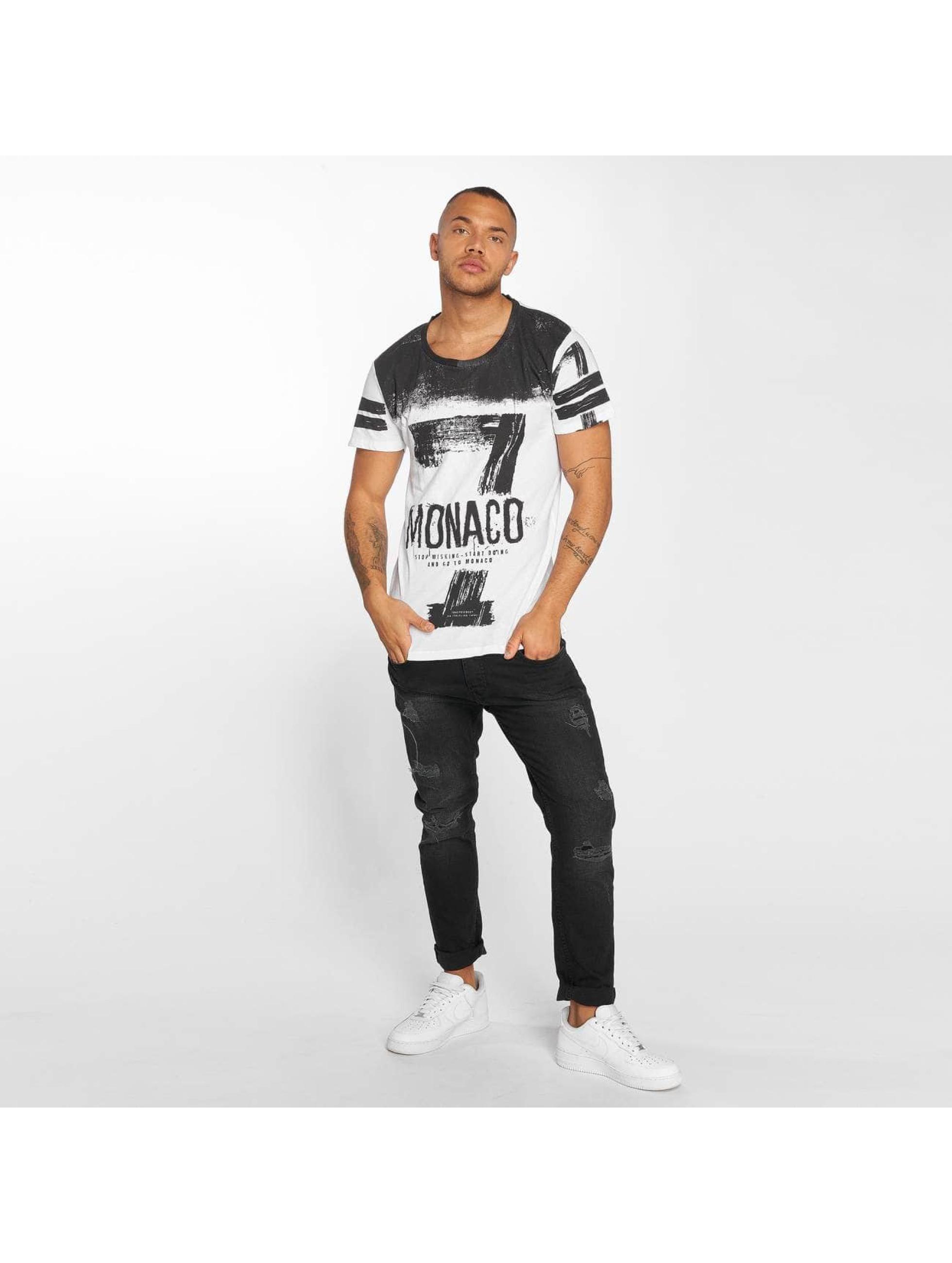 trueprodigy T-Shirt Go To Monaco white