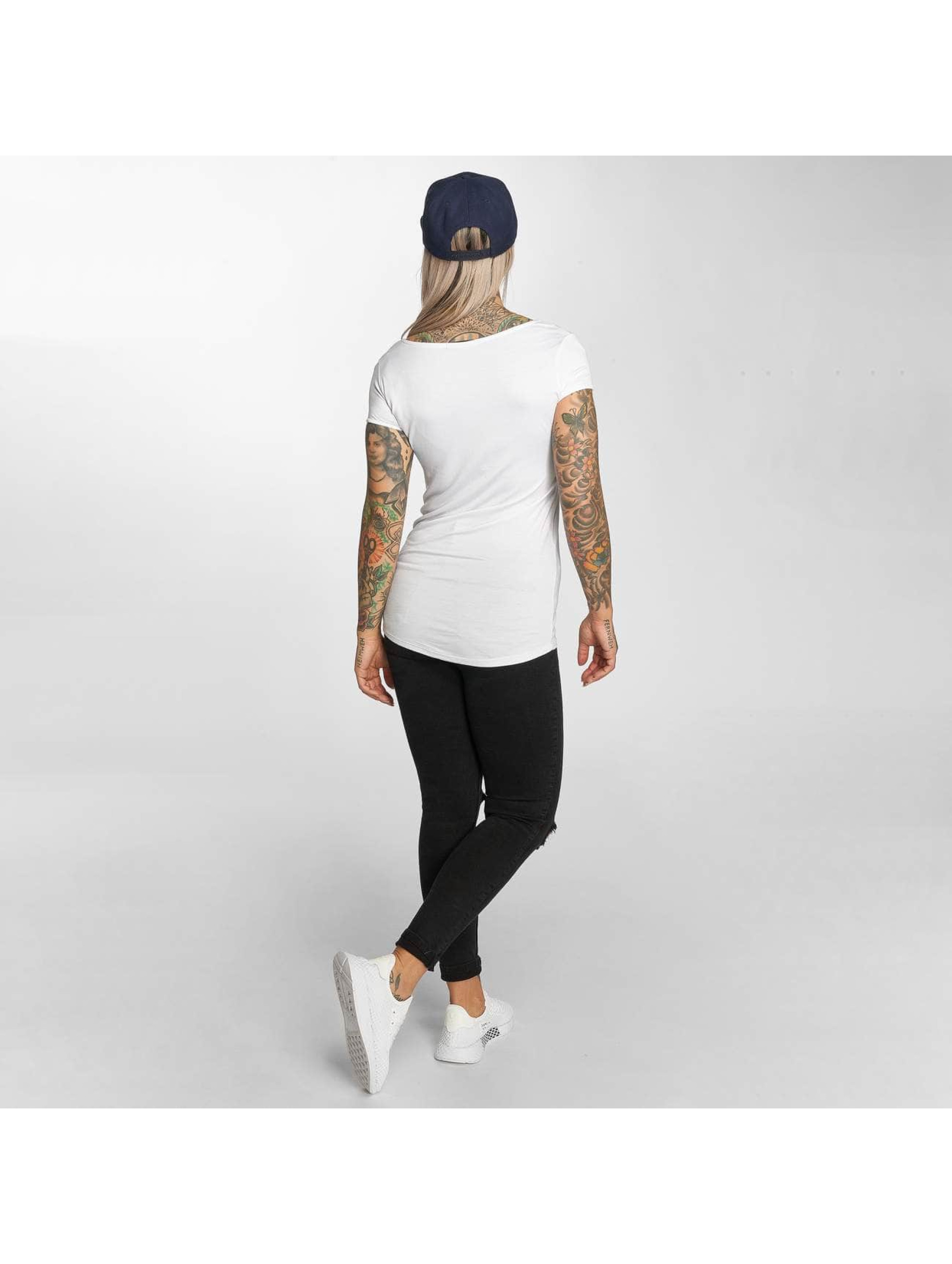 trueprodigy T-Shirt NYC Butterfly white