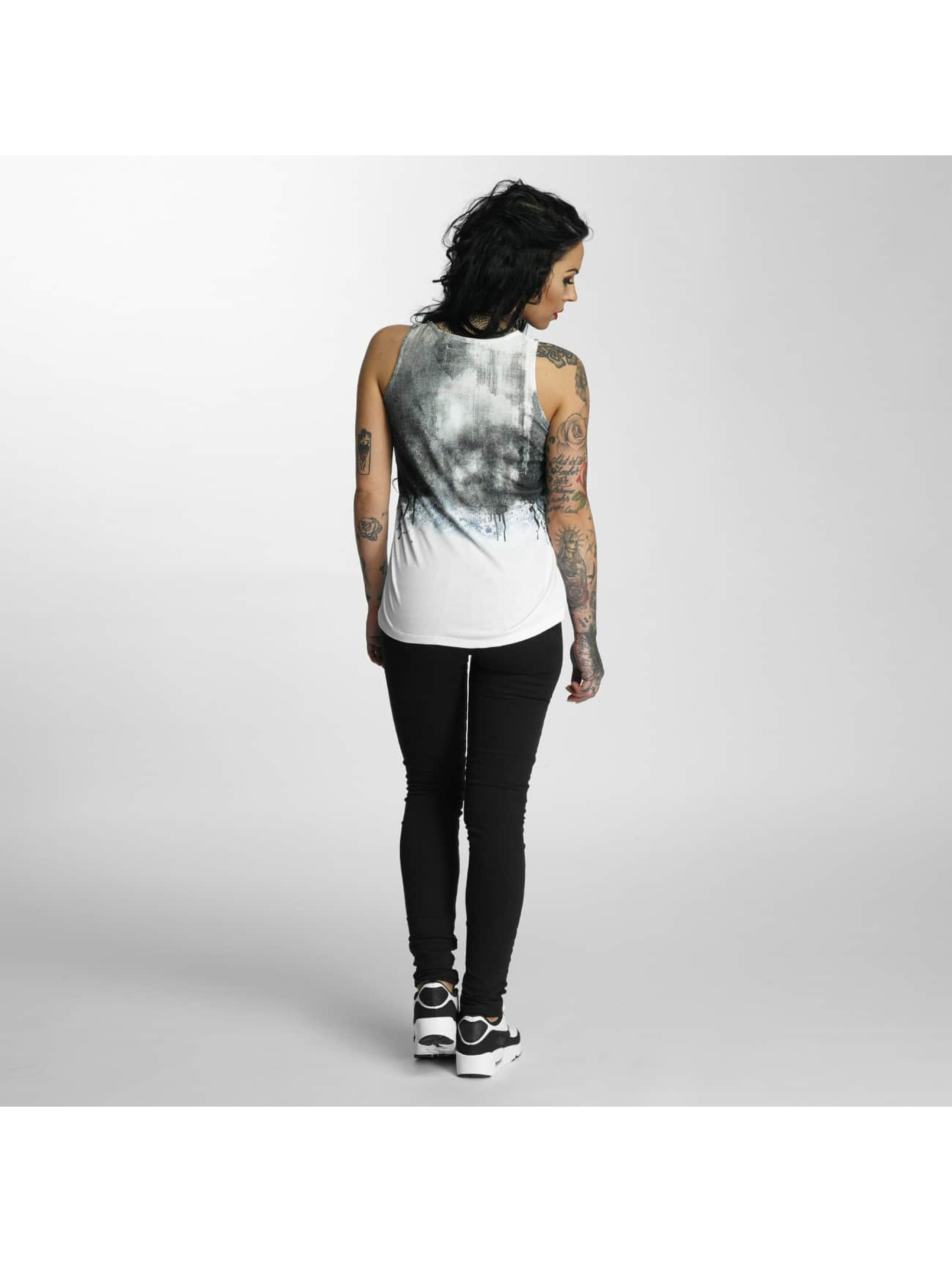 trueprodigy Tank Tops Photoprint white