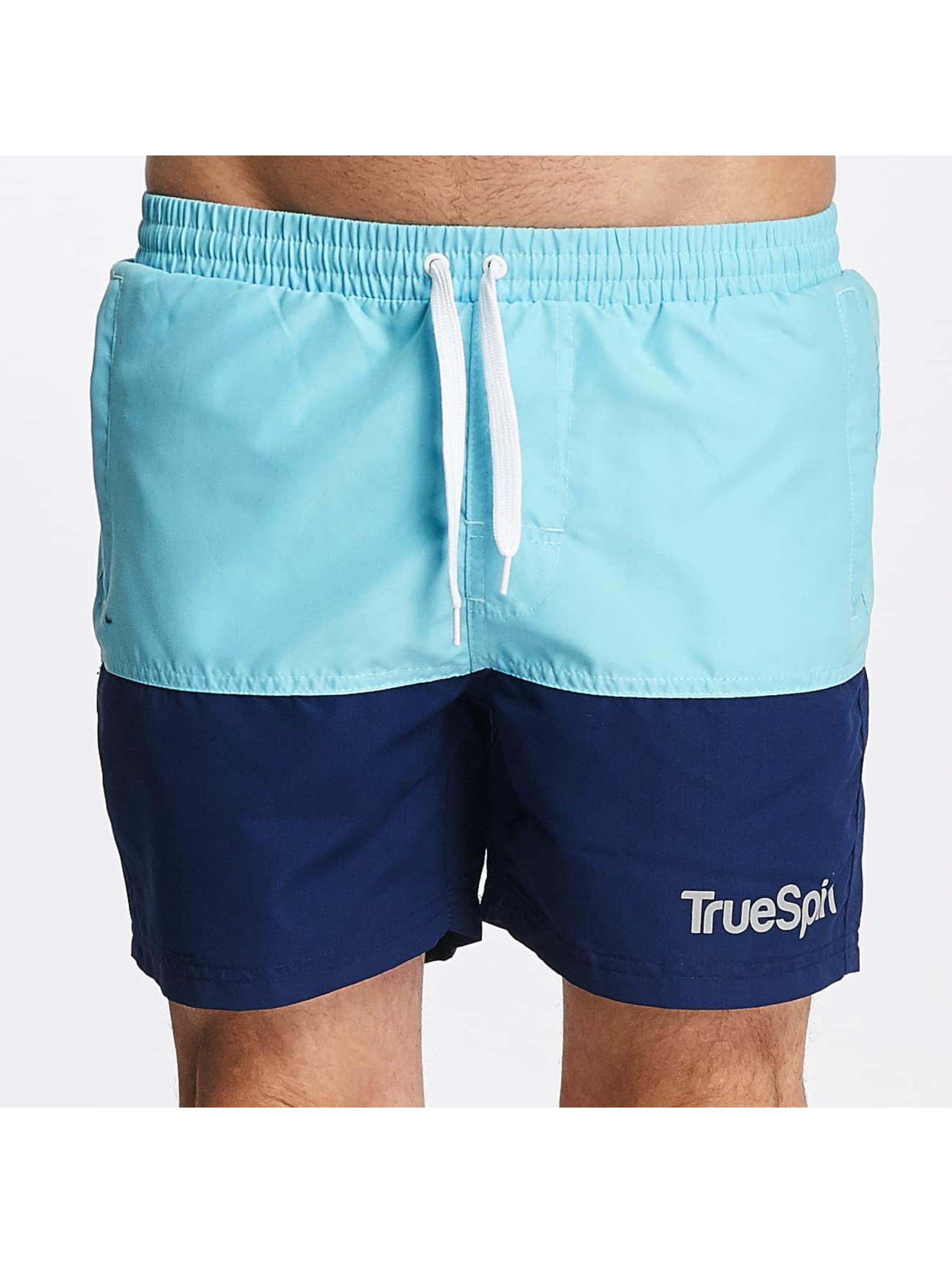 TrueSpin Badeshorts Swim blue