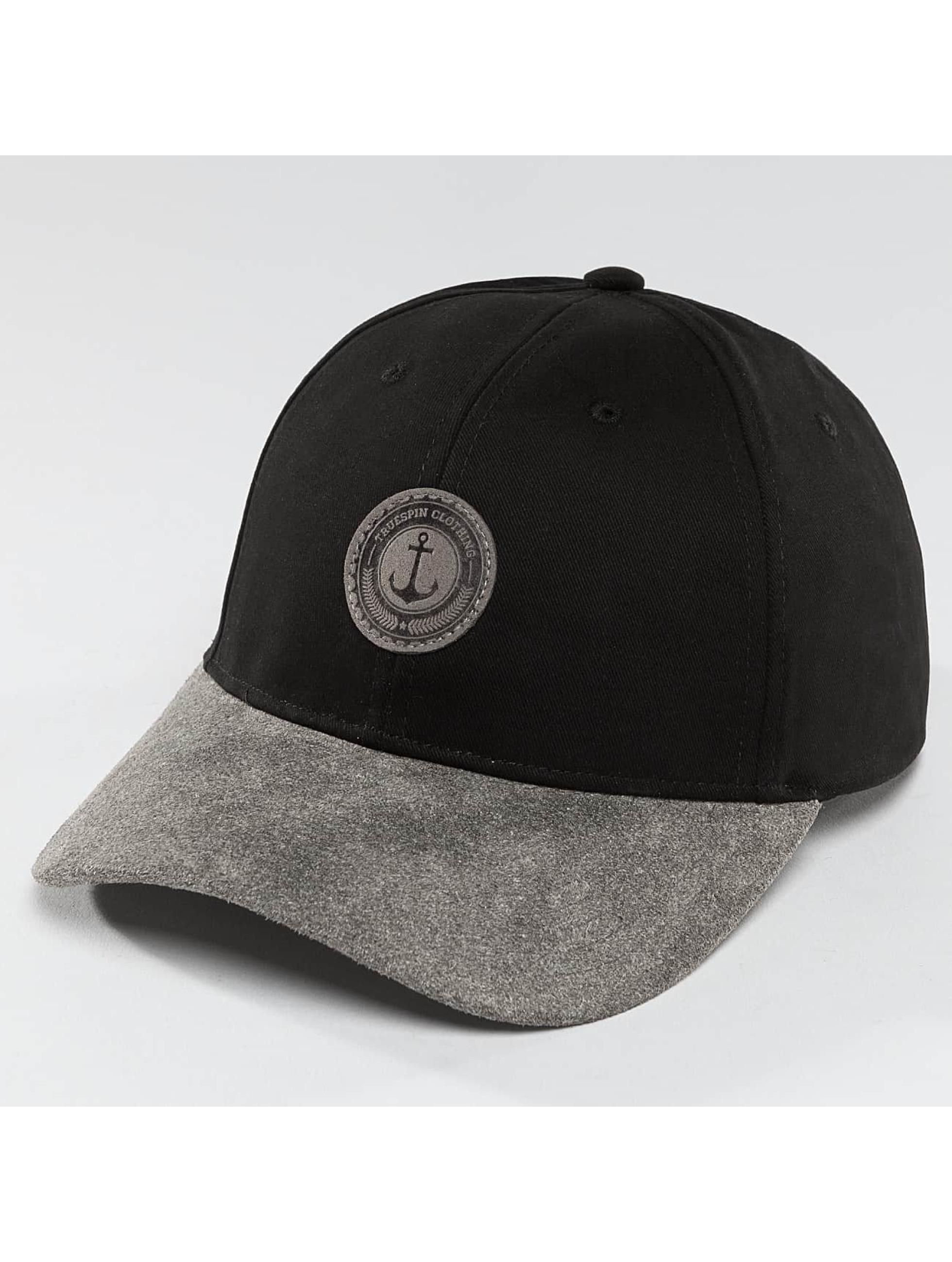 TrueSpin Snapback Cap Anker black