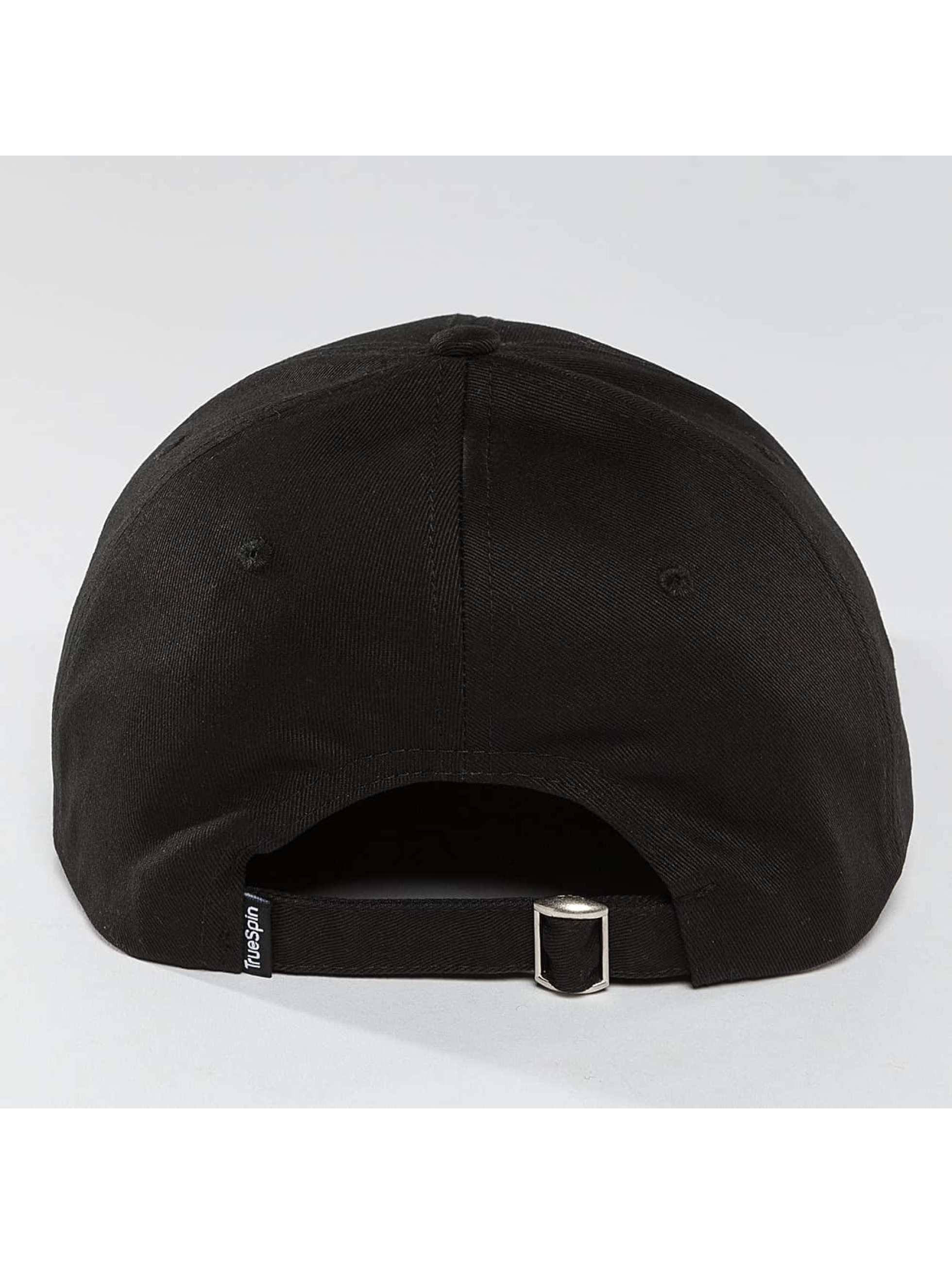 TrueSpin Snapback Cap SB50 black