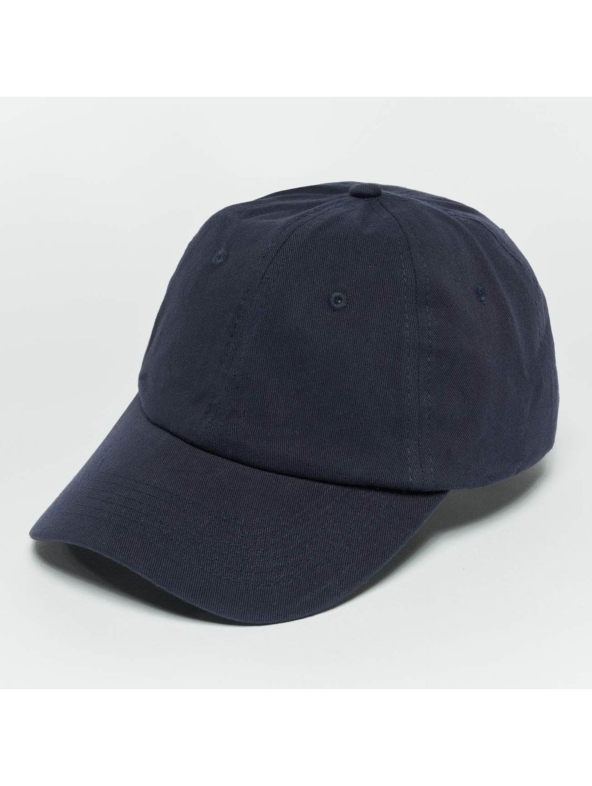 TrueSpin Snapback Cap Tuned Round Visor Plains blue