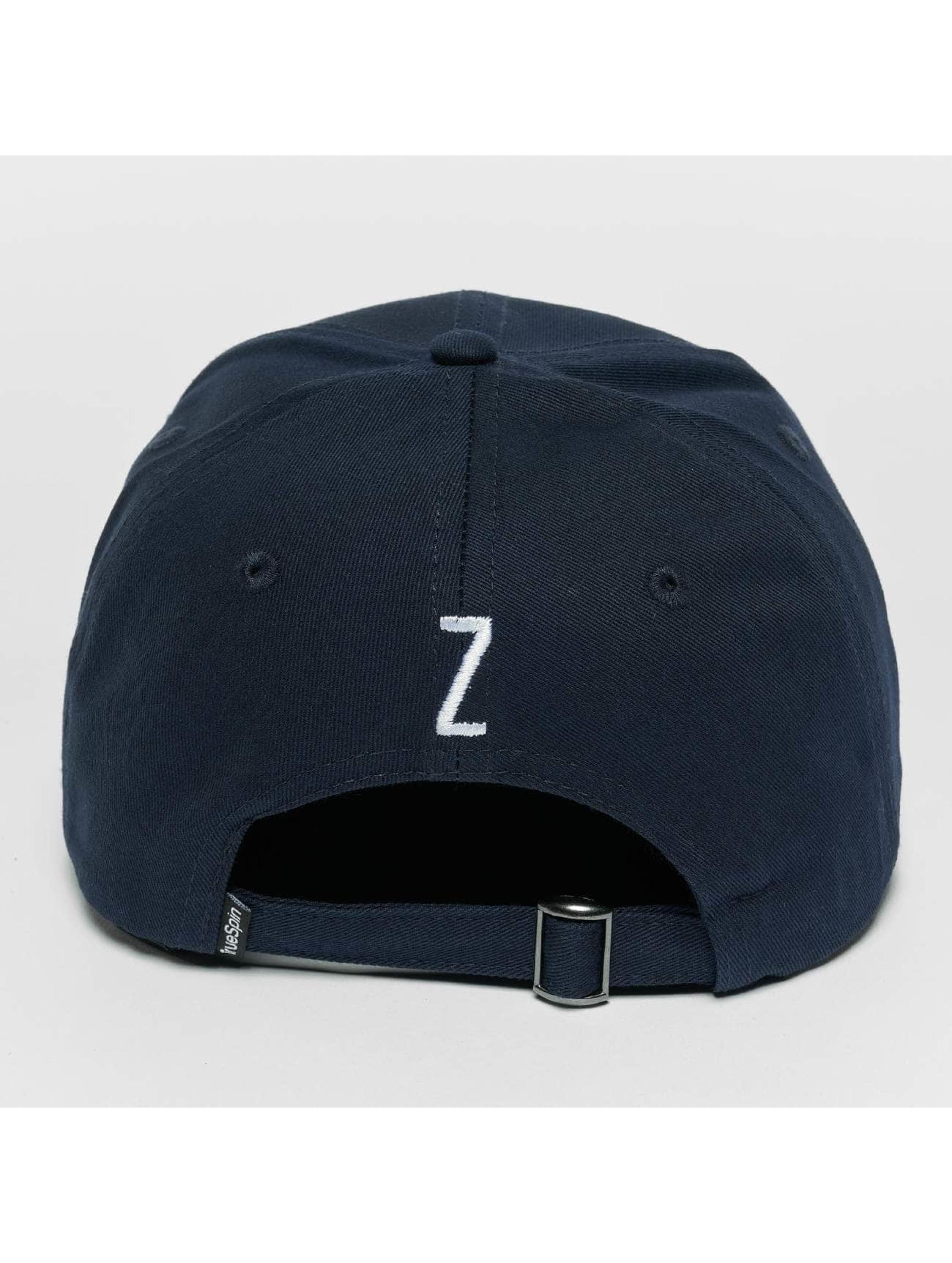 TrueSpin Snapback Cap ABC Z blue