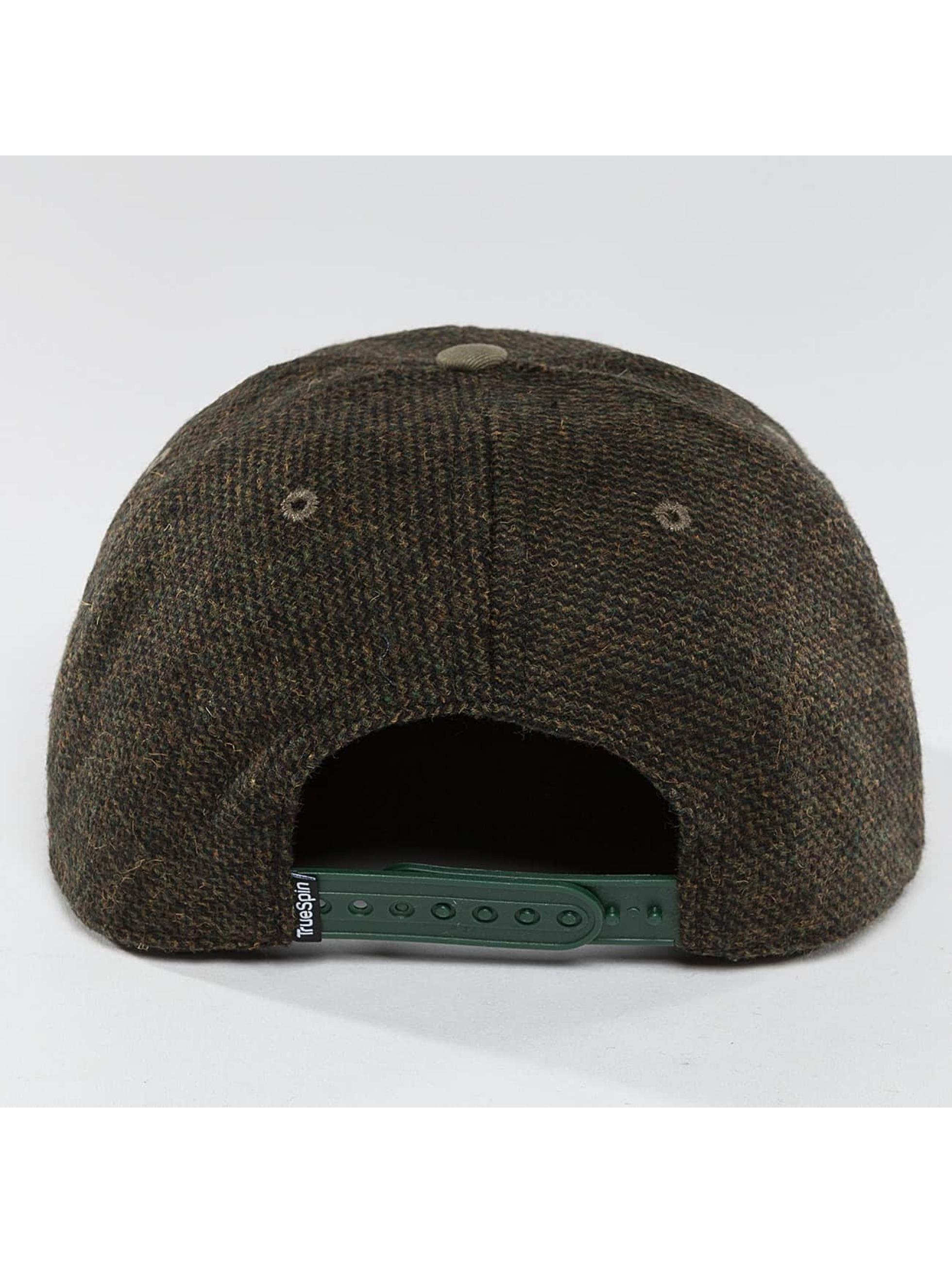 TrueSpin Snapback Cap Shamy green