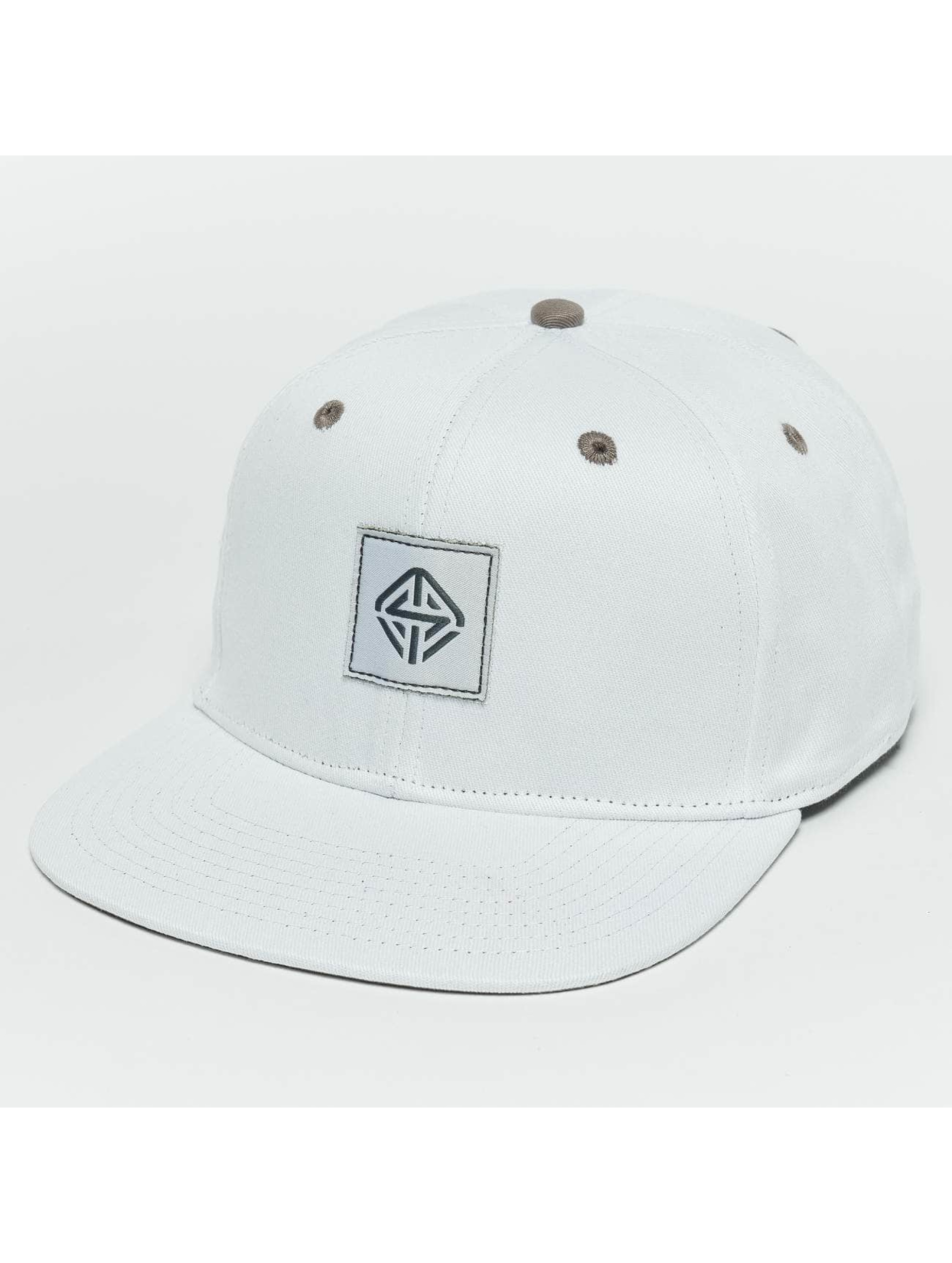 TrueSpin Snapback Cap Next Level white