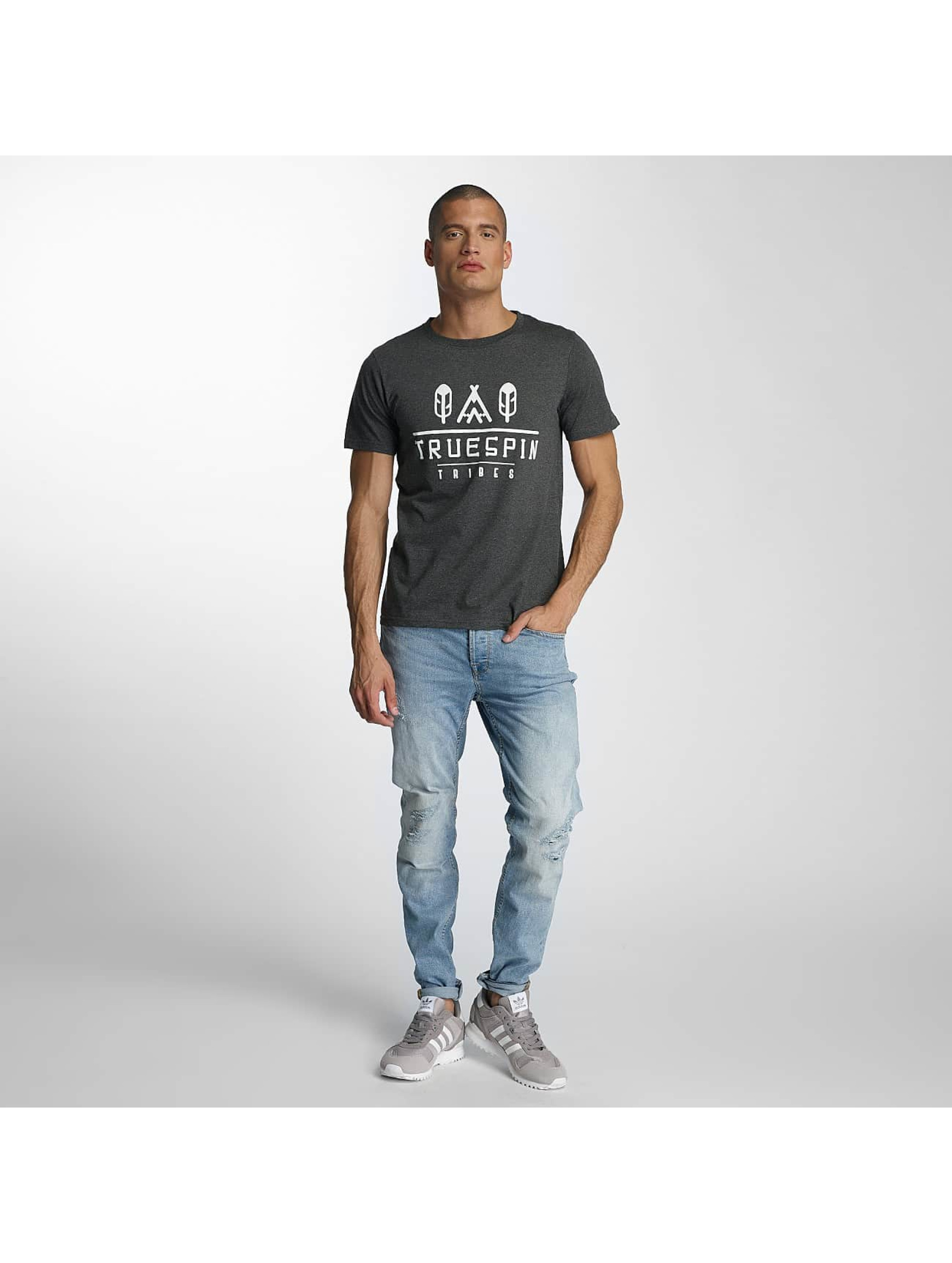 TrueSpin T-Shirt 8 gray