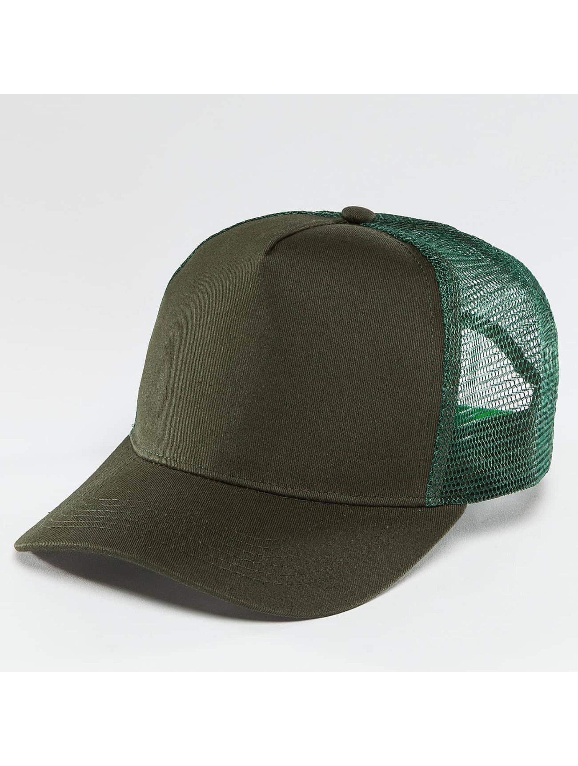 TrueSpin Trucker Cap Blank green