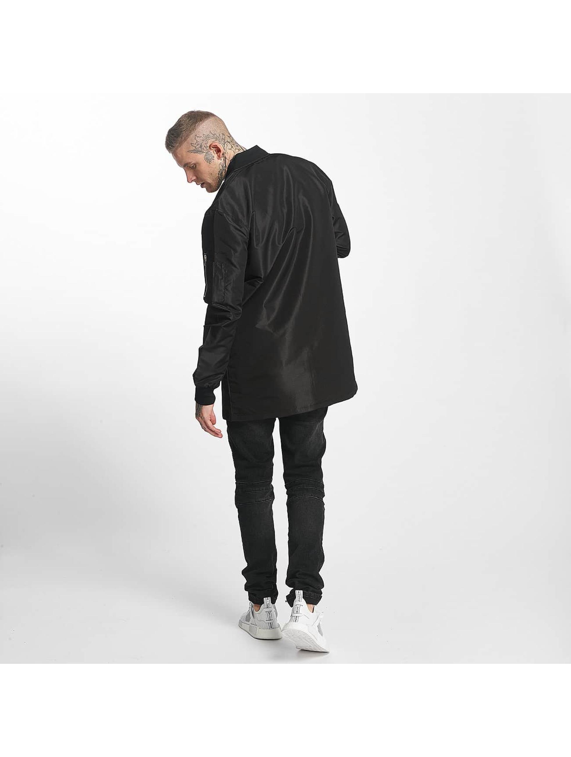 Tuffskull Bomber jacket Blouson black