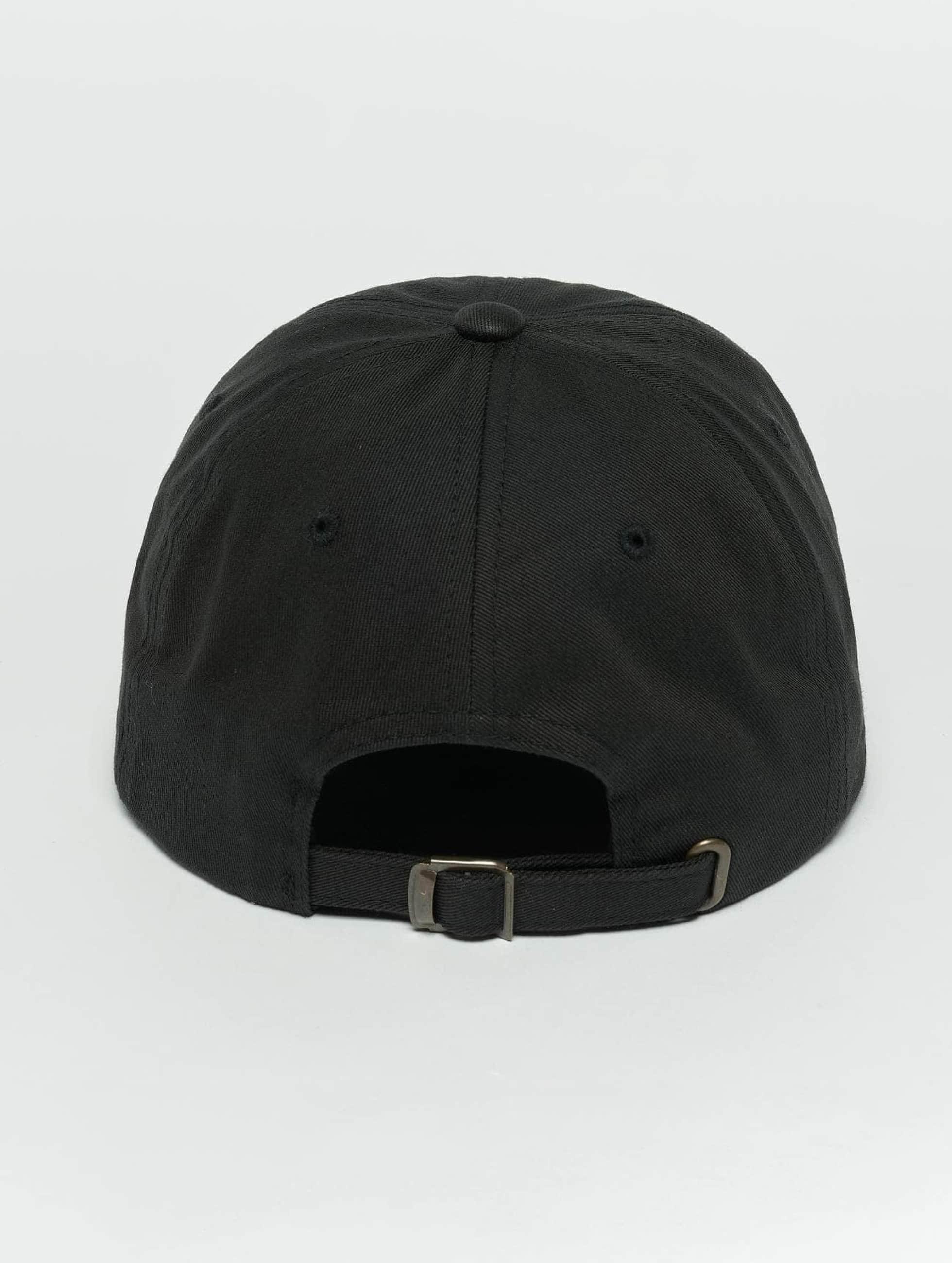 TurnUP Snapback Cap Disturbing black