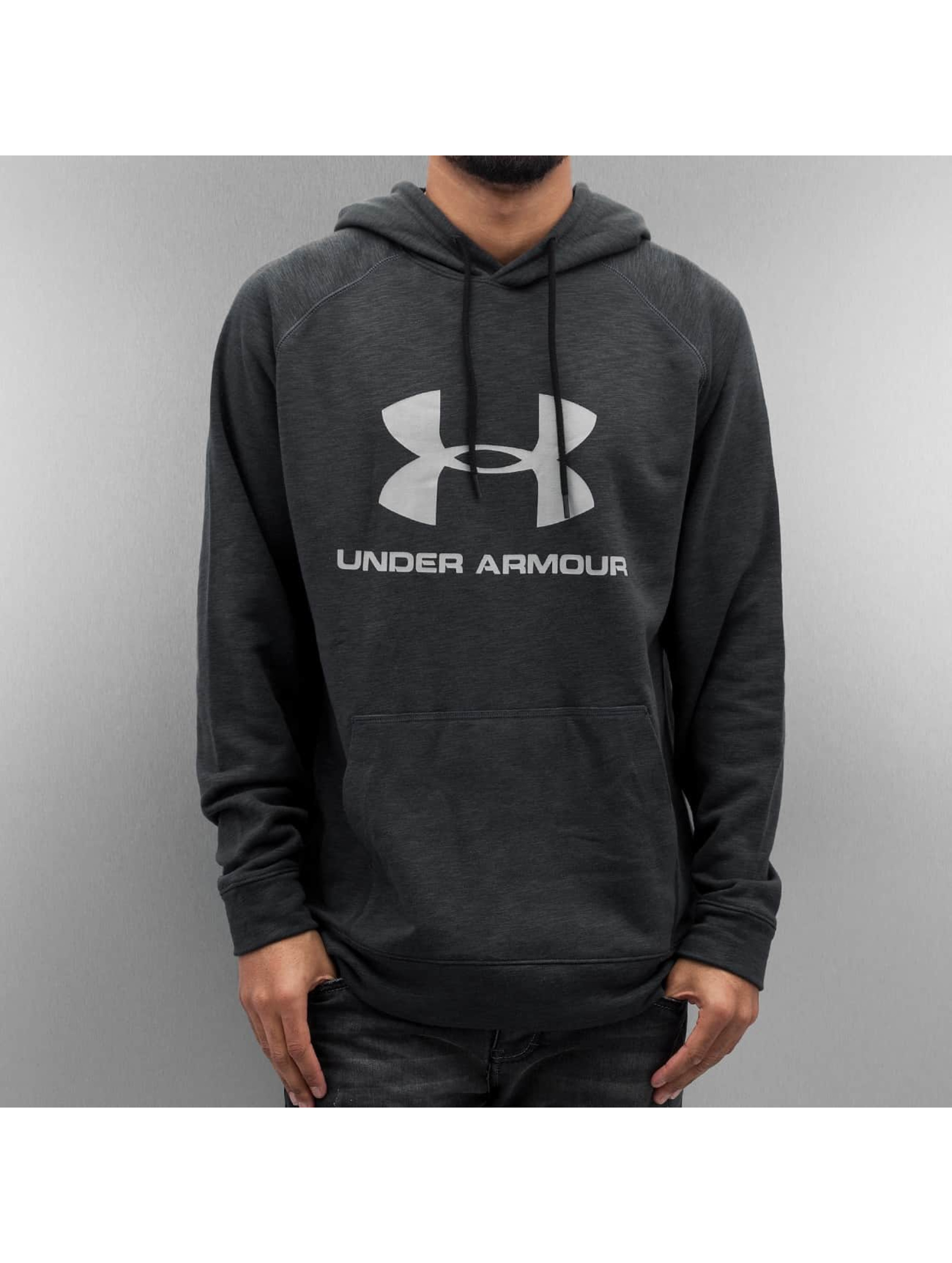 Under Armour Hoodie Sportstyle Triblend black